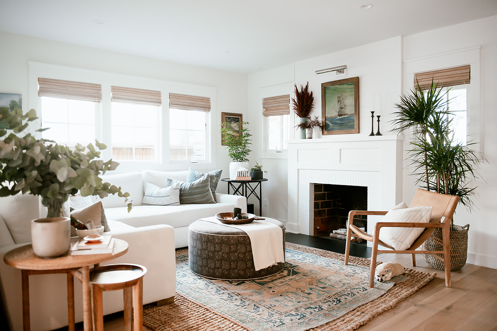 This California Bungalow Will Make You Want To Move Out West Martha Stewart