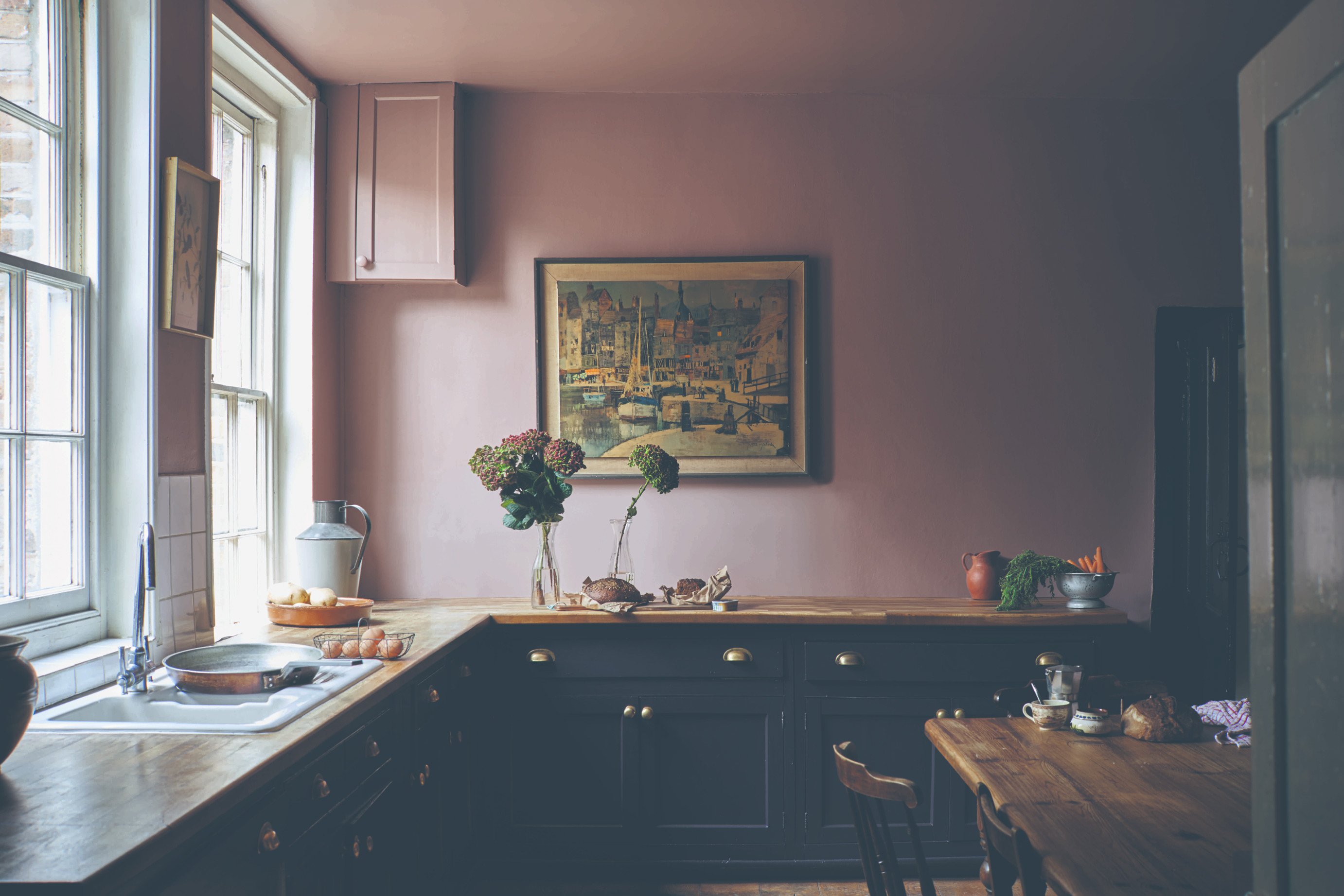 These Are The Best Paint Colors Of 2019 For Your Kitchen Martha Stewart