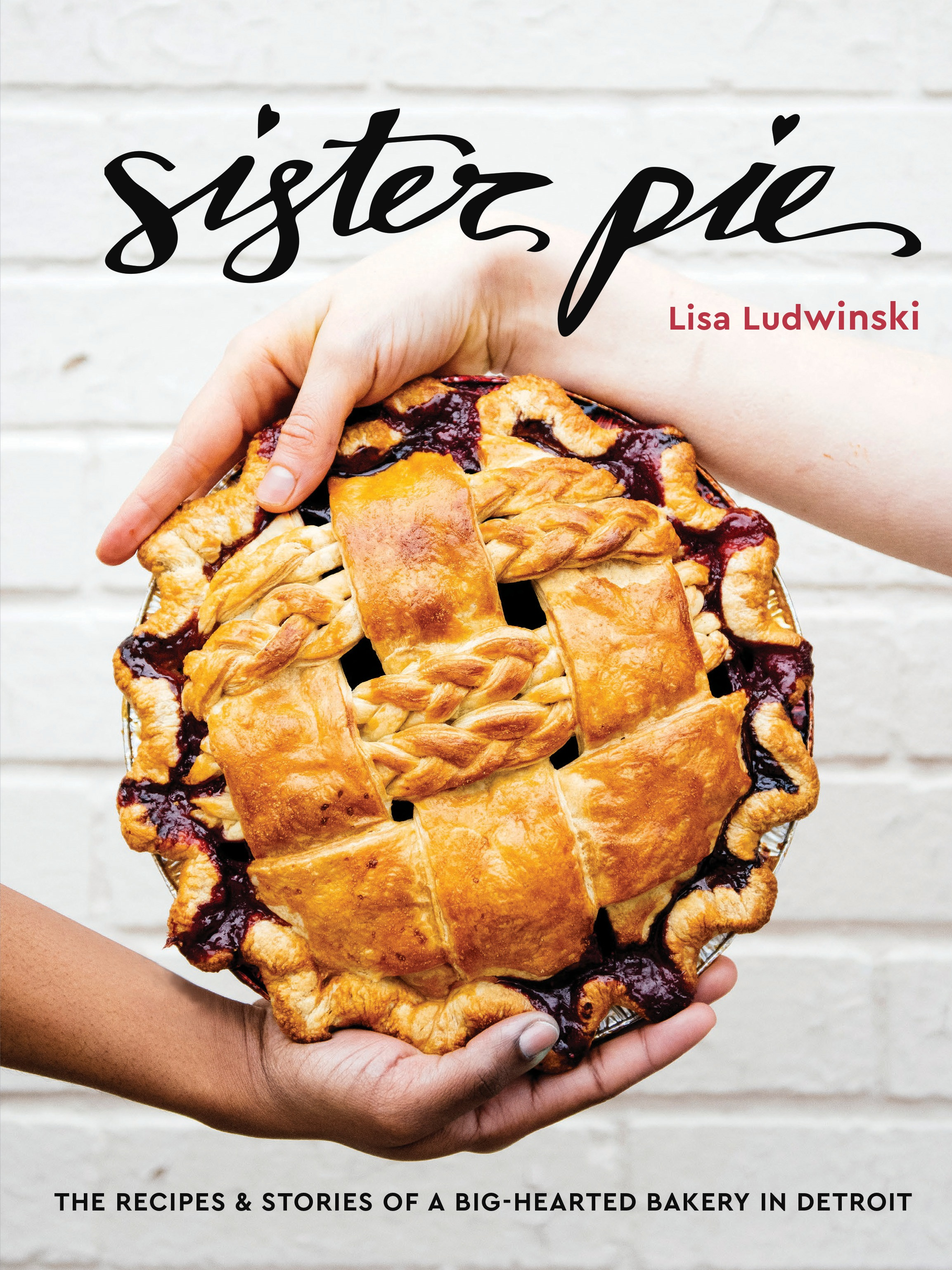 sister pie cookbook cover