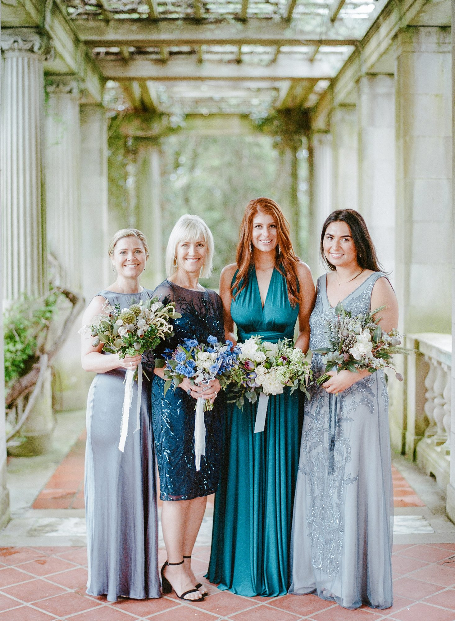 michelle robert wedding bridesmaids
