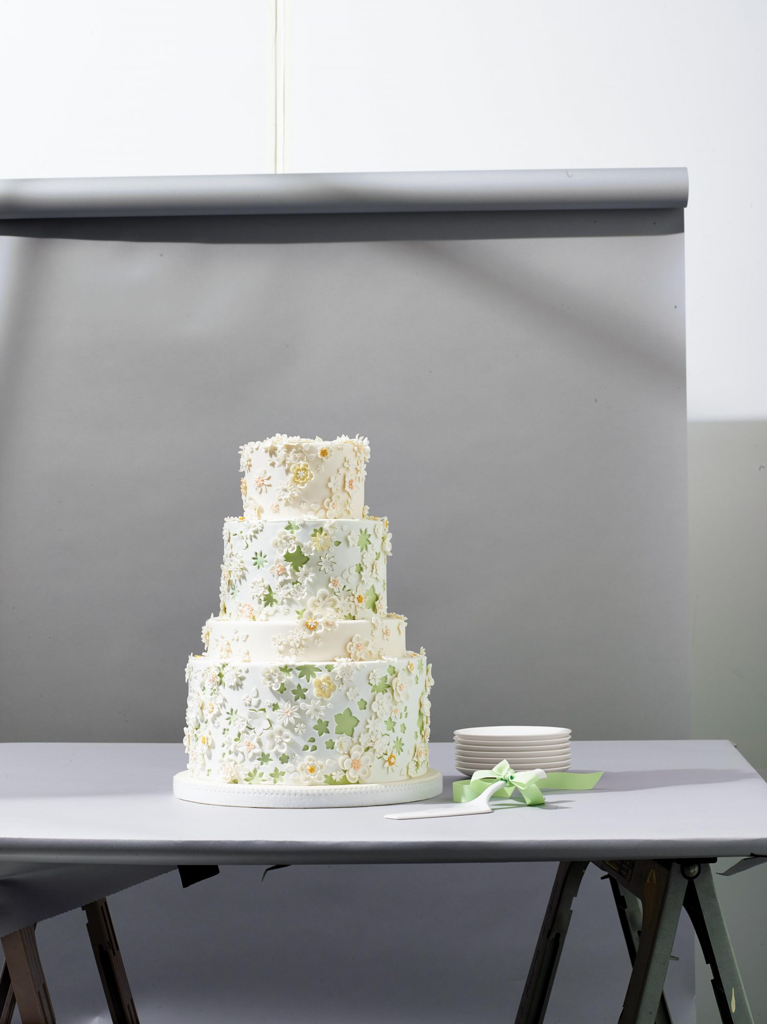 cut out cake