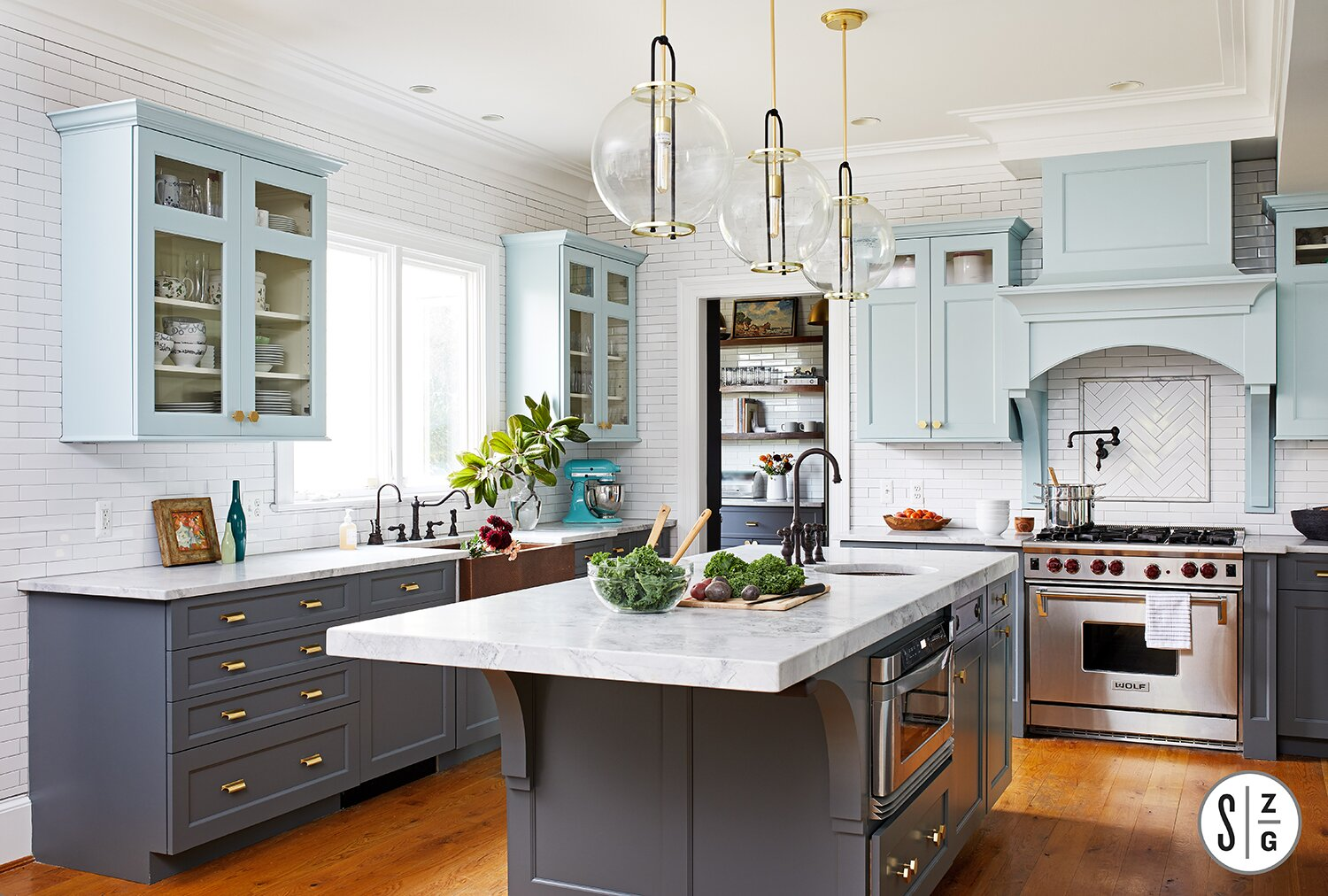 This Gorgeous Kitchen Renovation Was Designed to Be Family ...