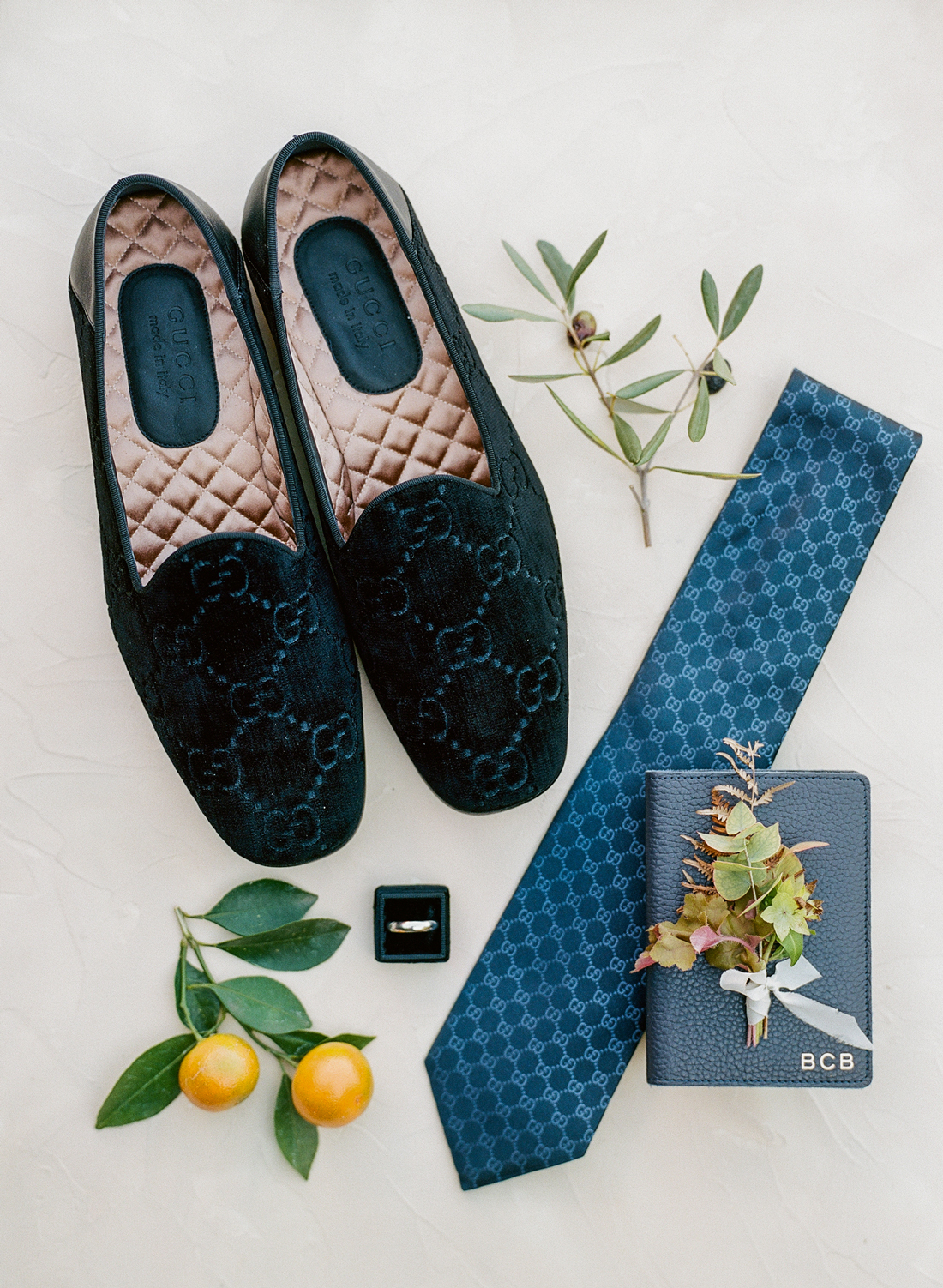 groom accessories gucci shoes and tie