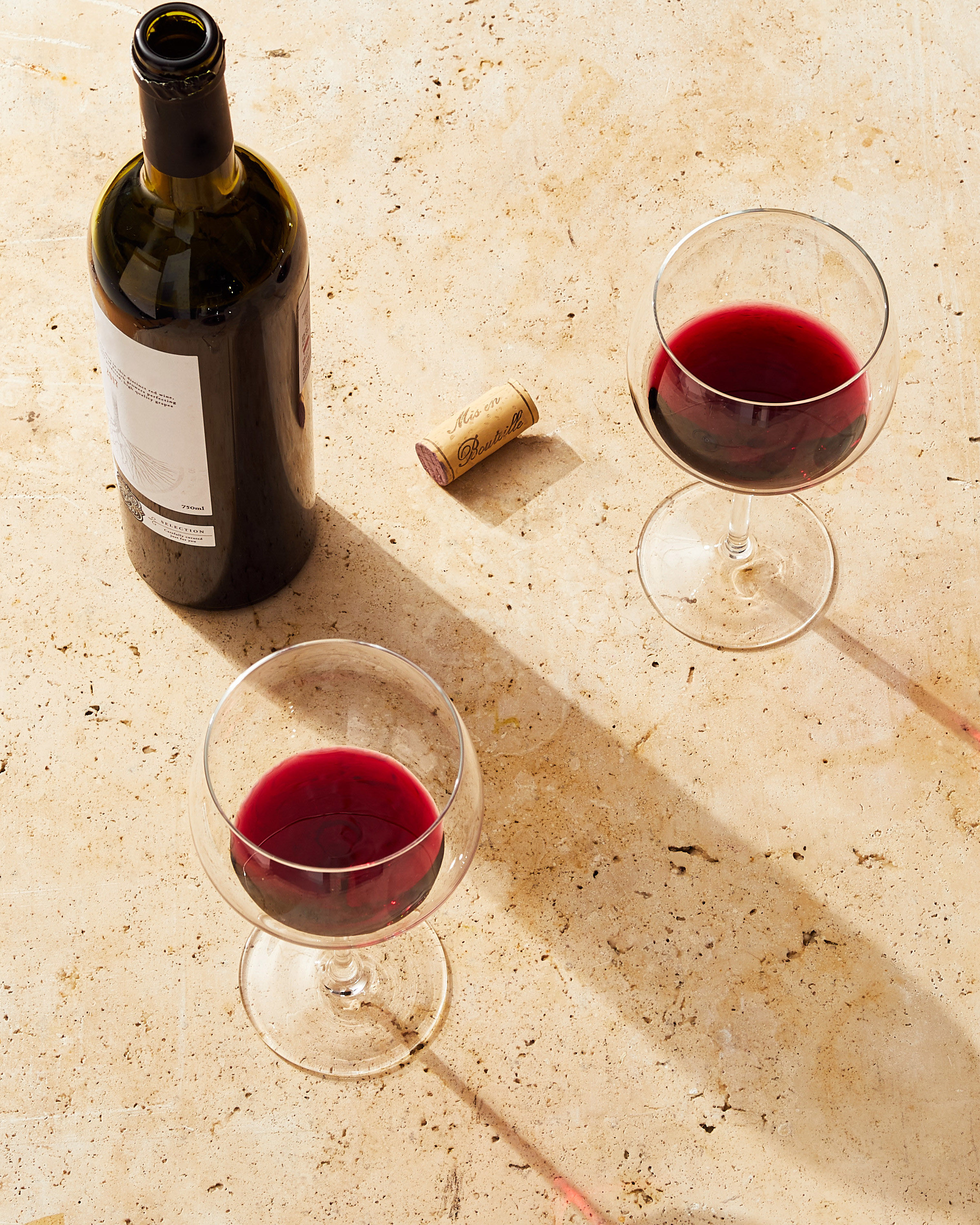 All About the Five S's of Wine Tasting