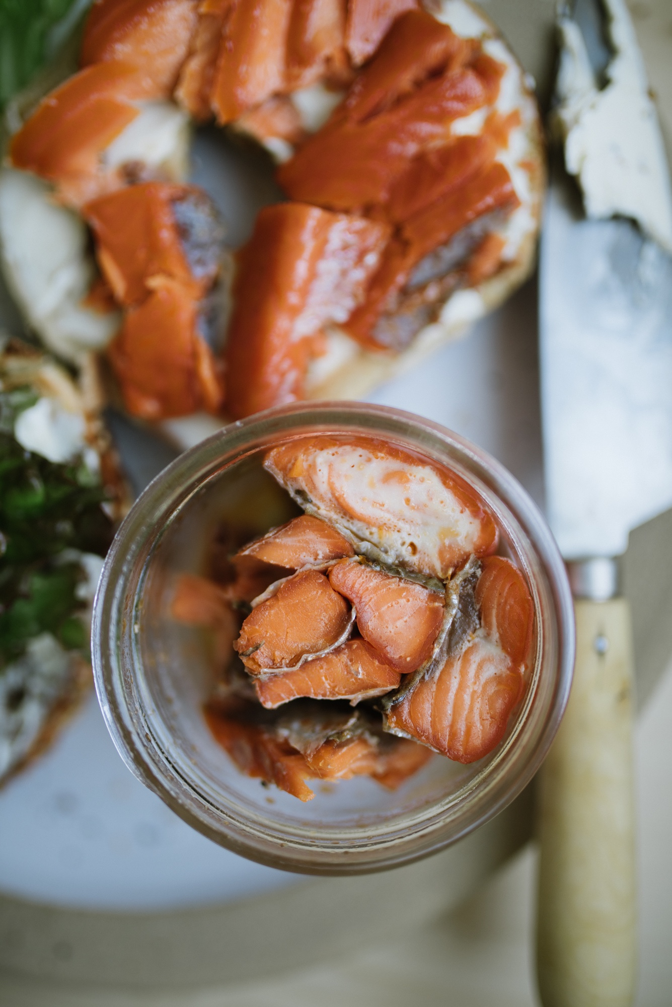 canned sockeye salmon from Drifters Fish