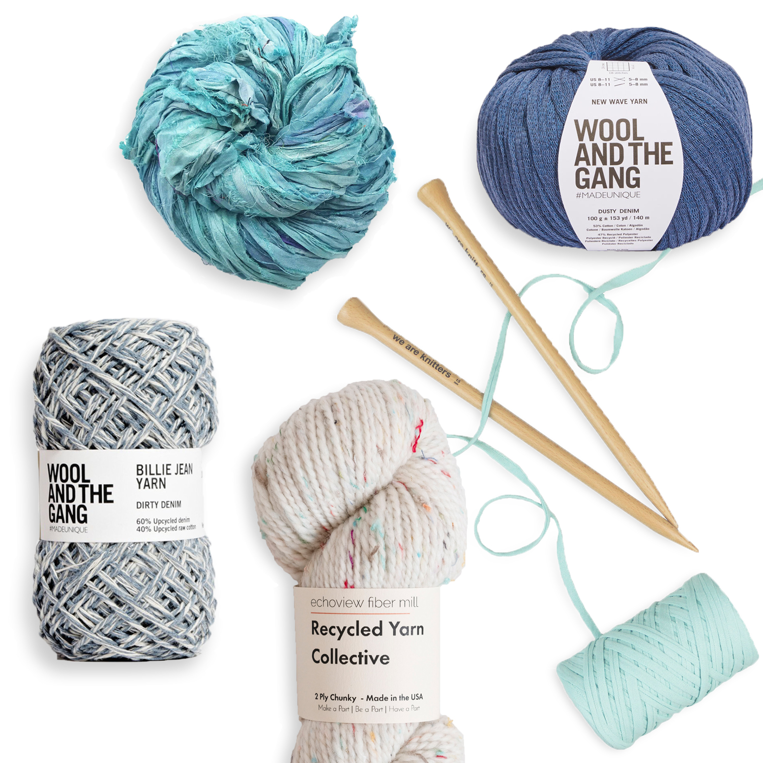 A Guide To Knitting Yarn Types Weights And How To Choose It Martha Stewart