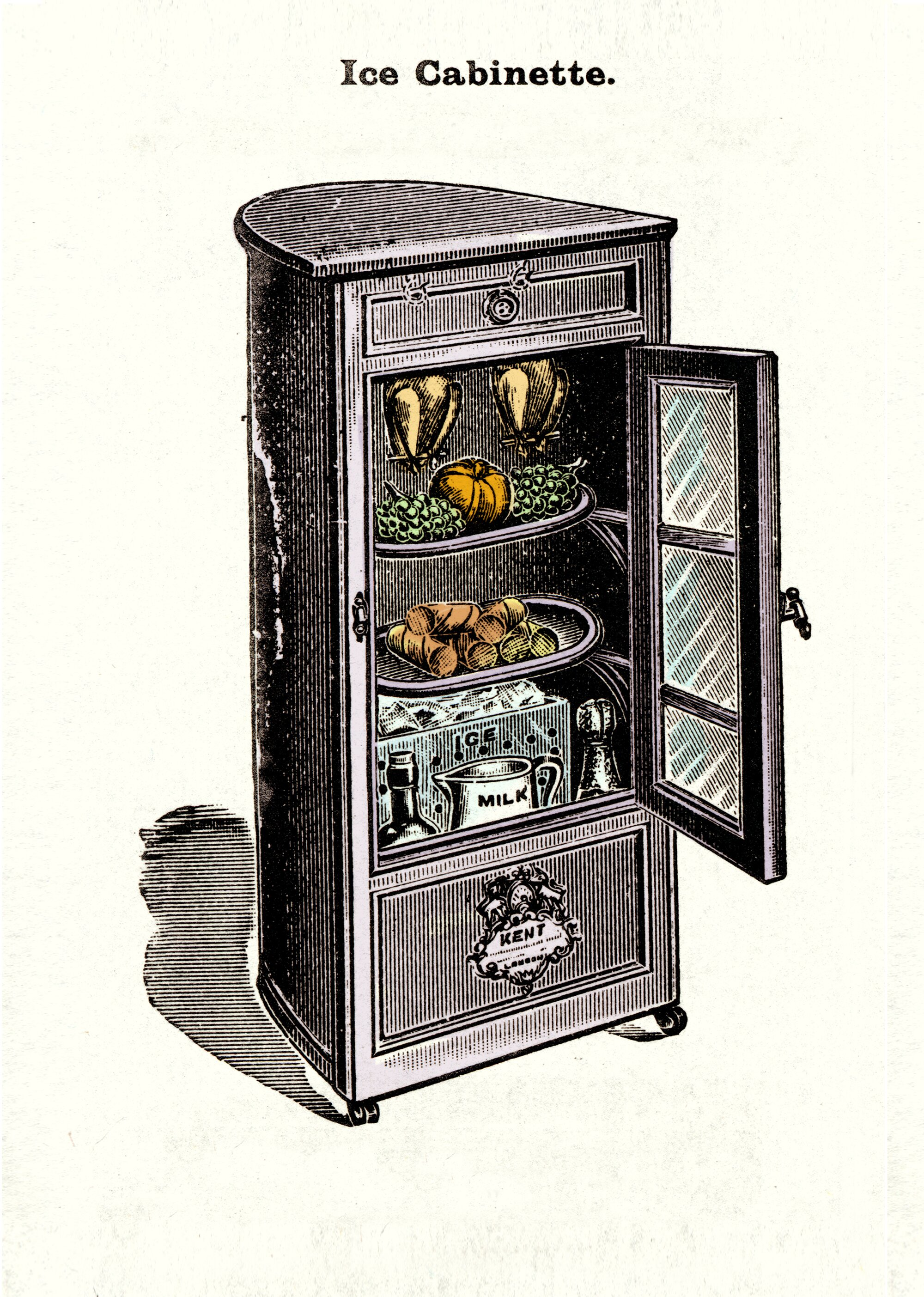 ice box illustration