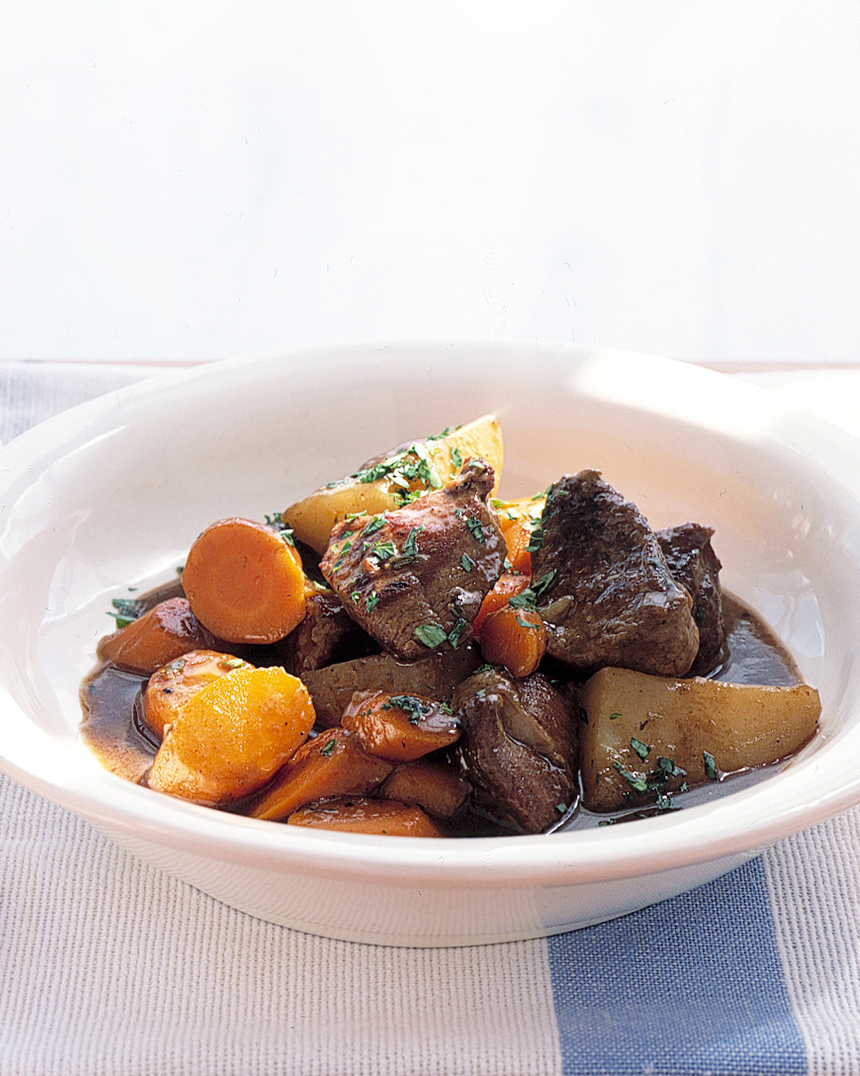 irish beef and vegetable stew