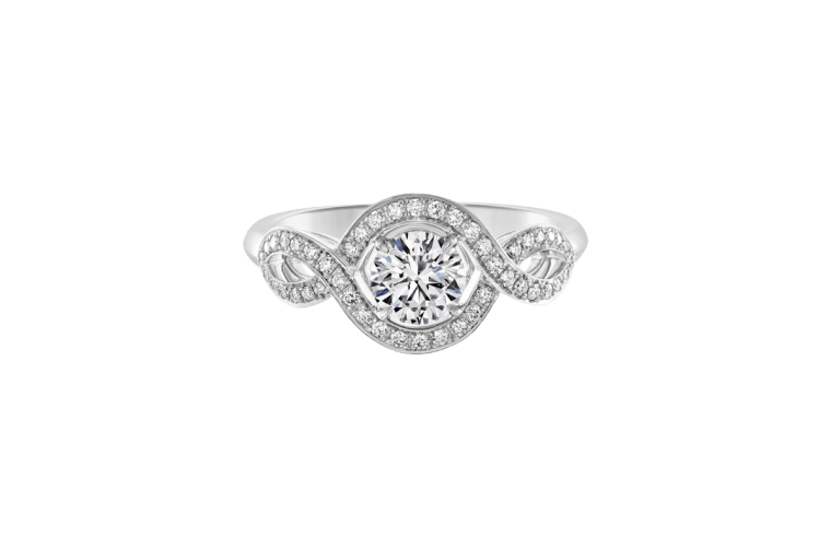"""Harry Winston """"Lily Cluster"""