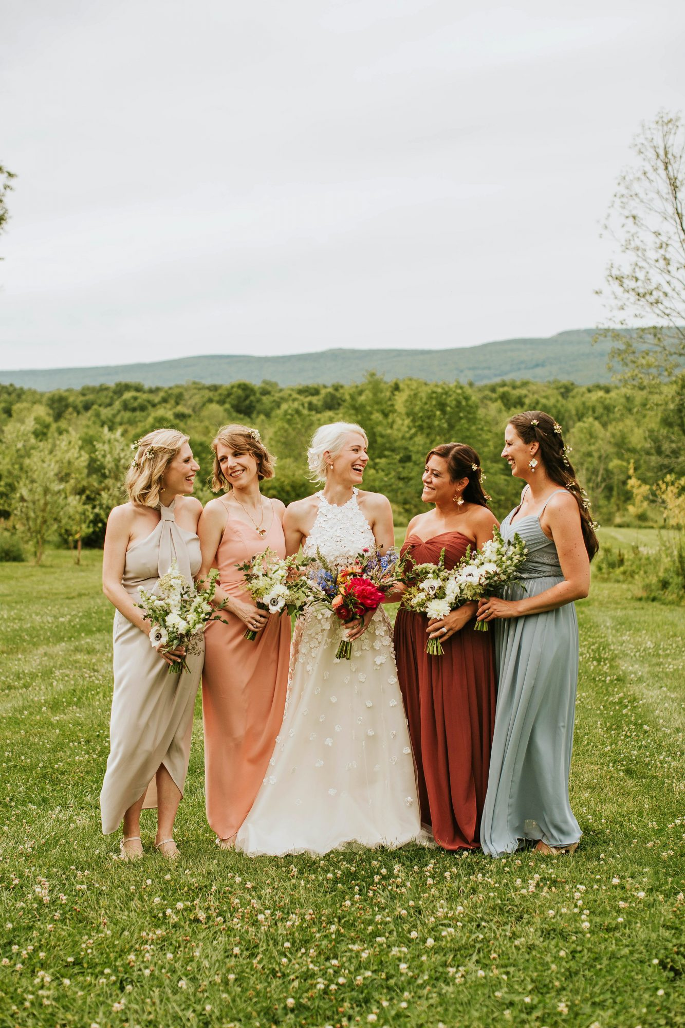Bringing Together the Bridesmaids