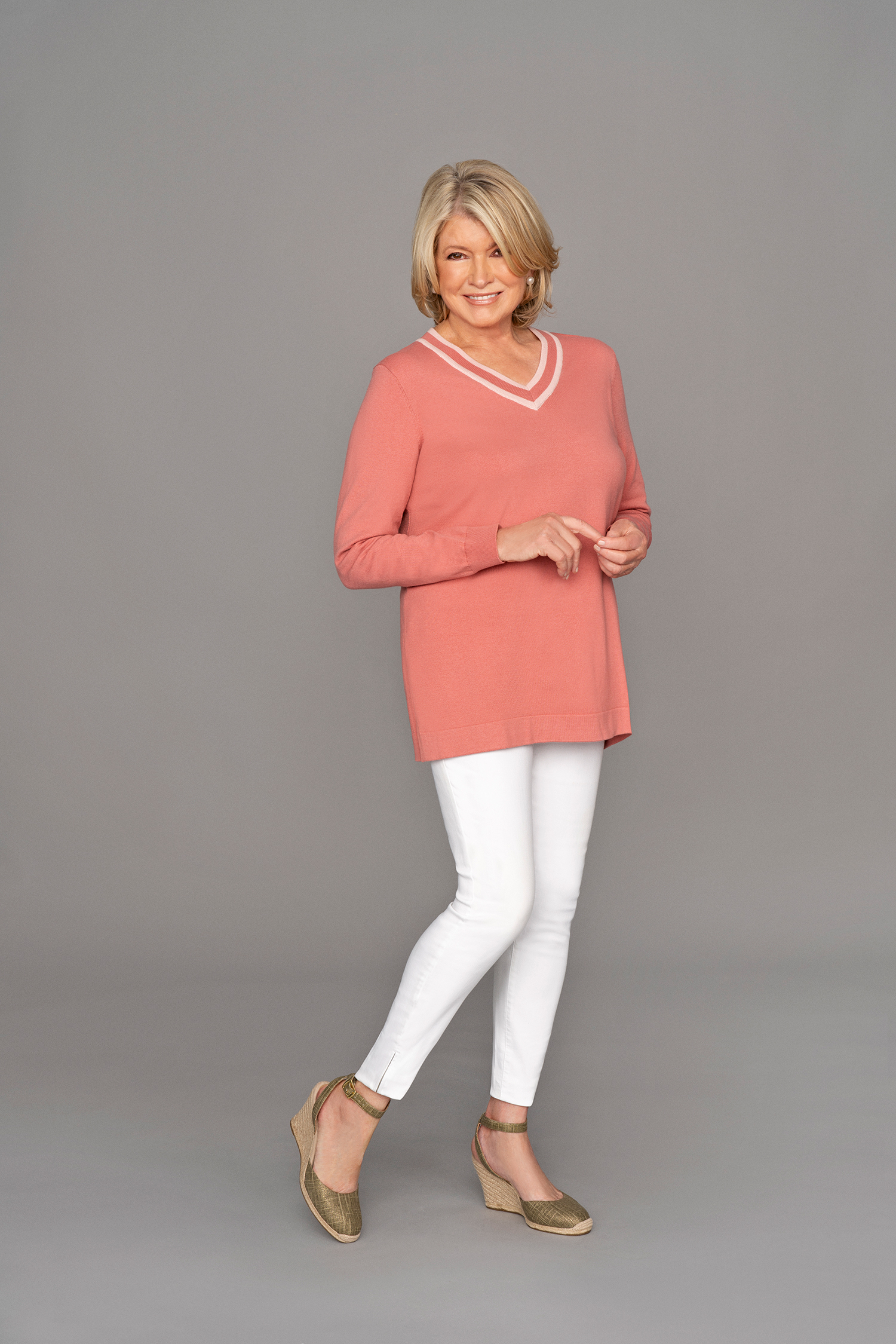 Martha in qvc apparel footwear