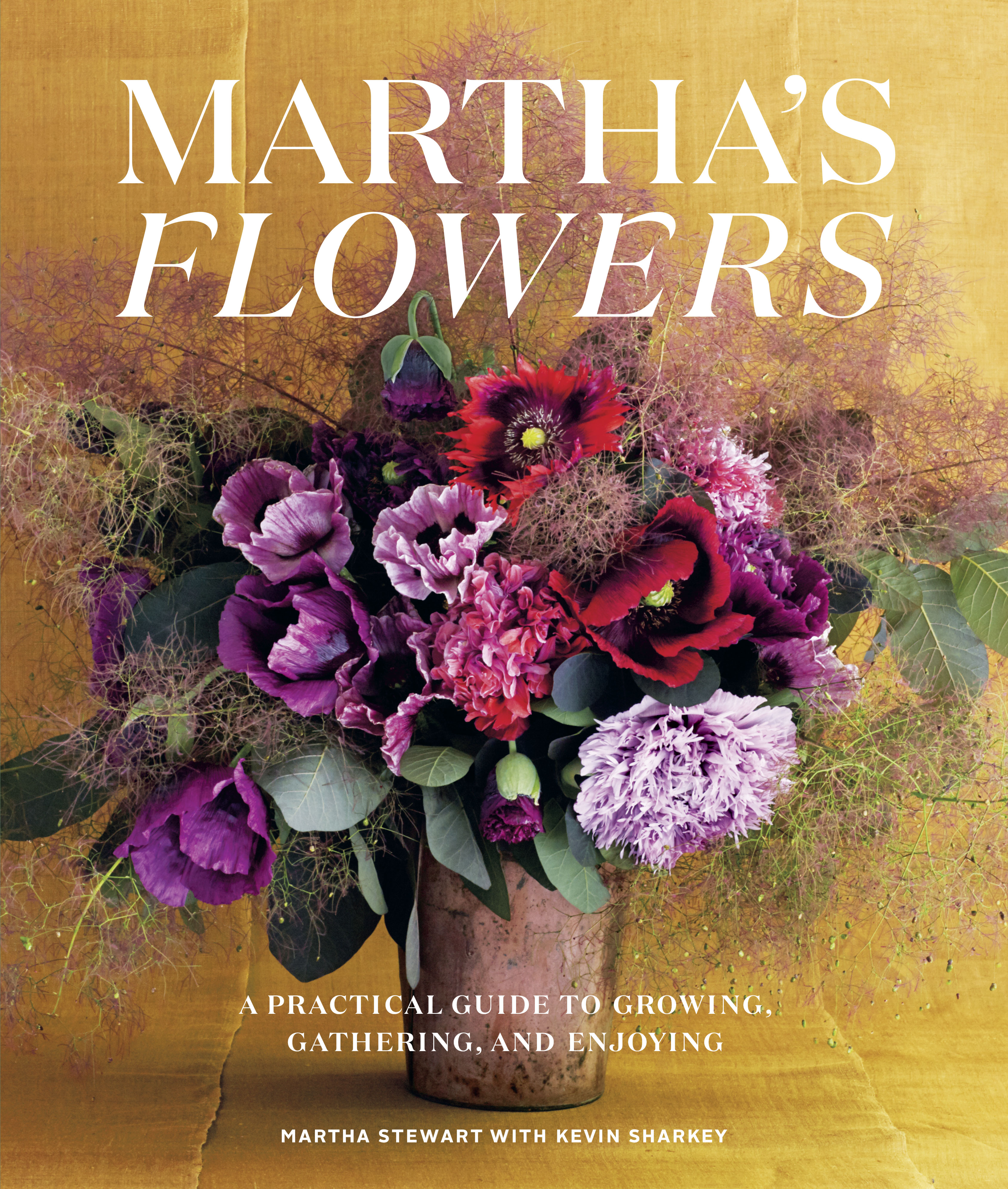 martha's flowers book deluxe edition