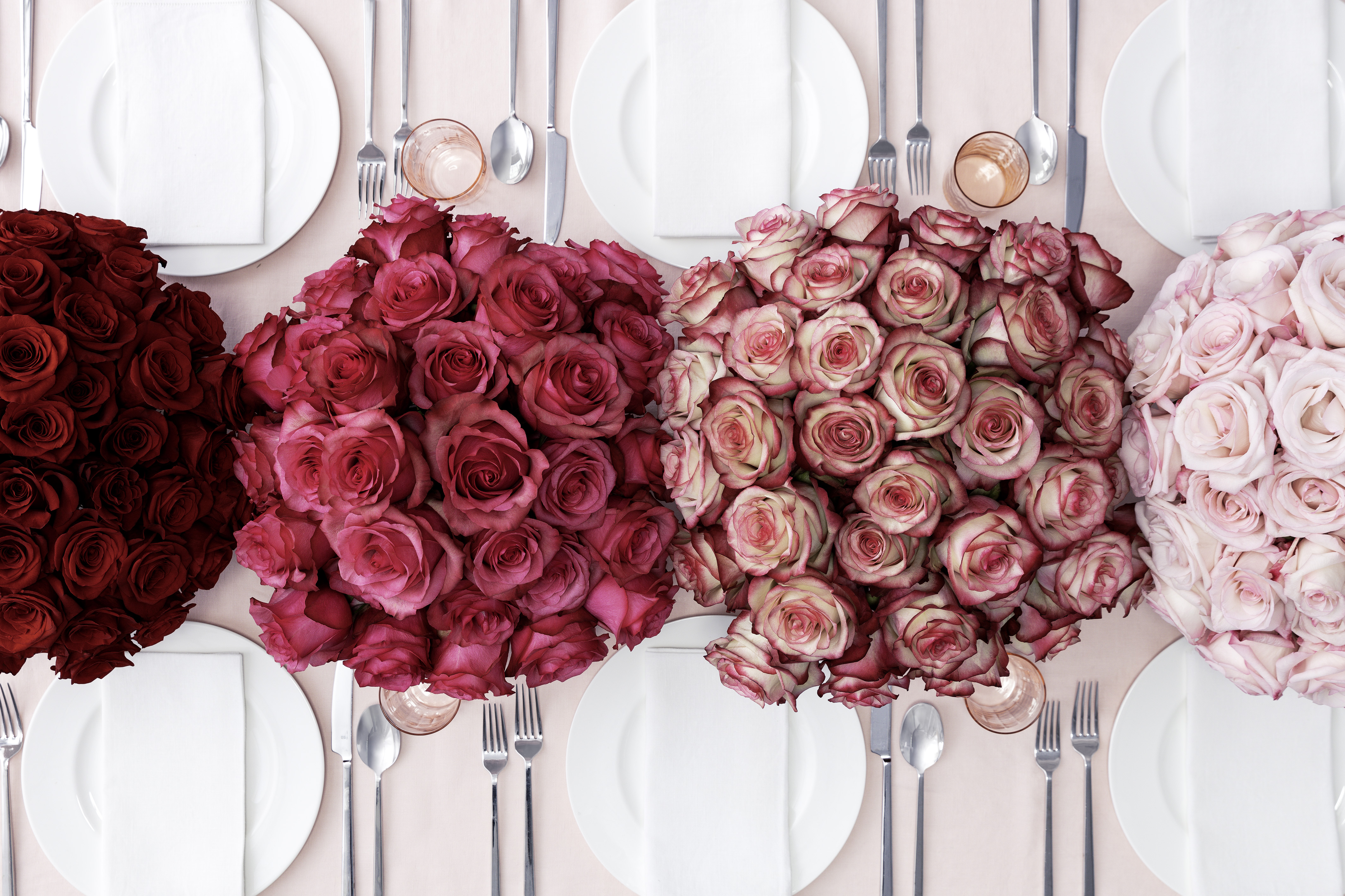 roses centerpieces for bloomsybox