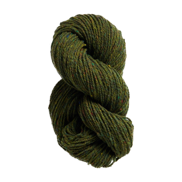 green brooklyn tweed yarn