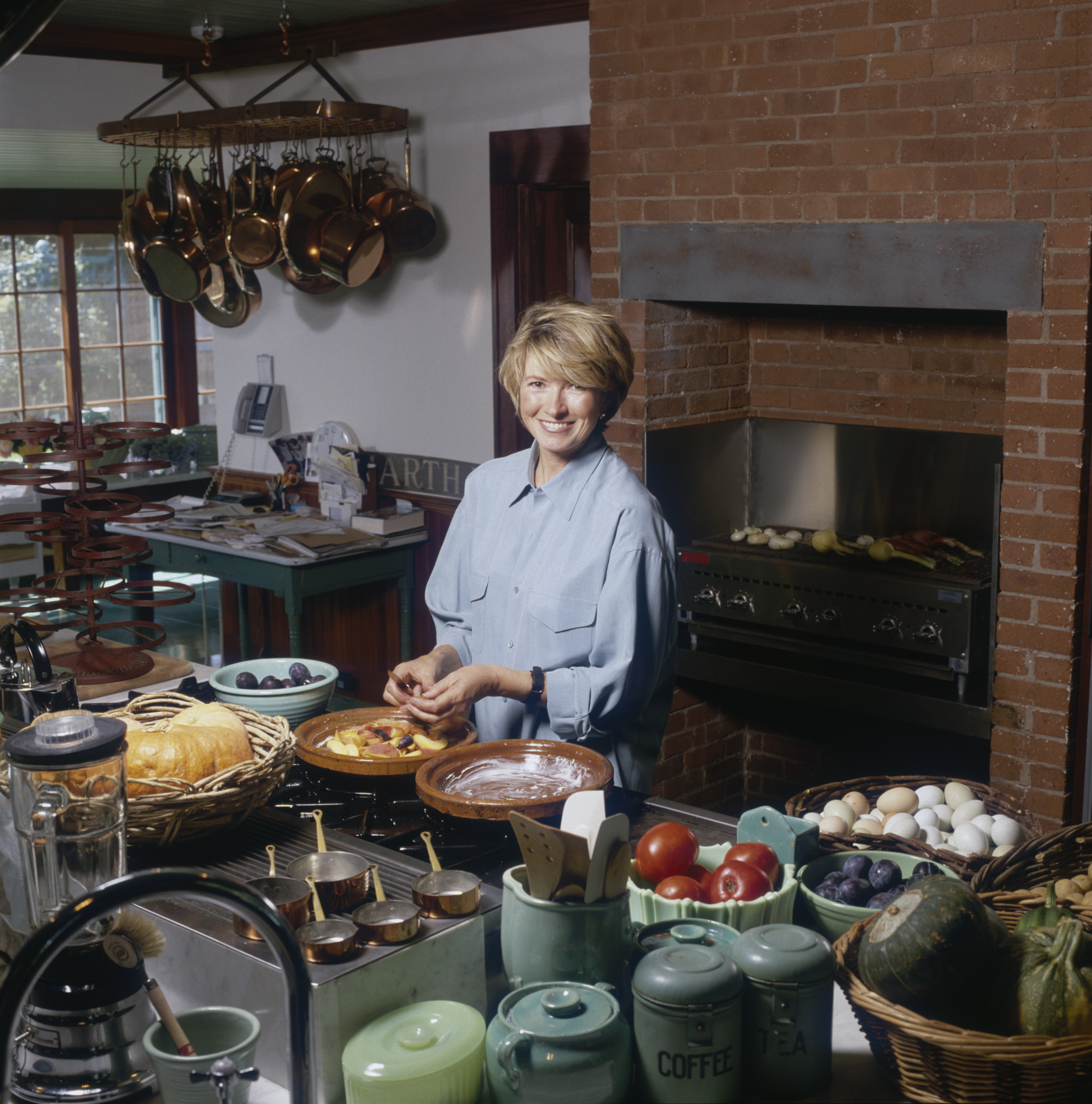 martha stewart show kitchen 1996