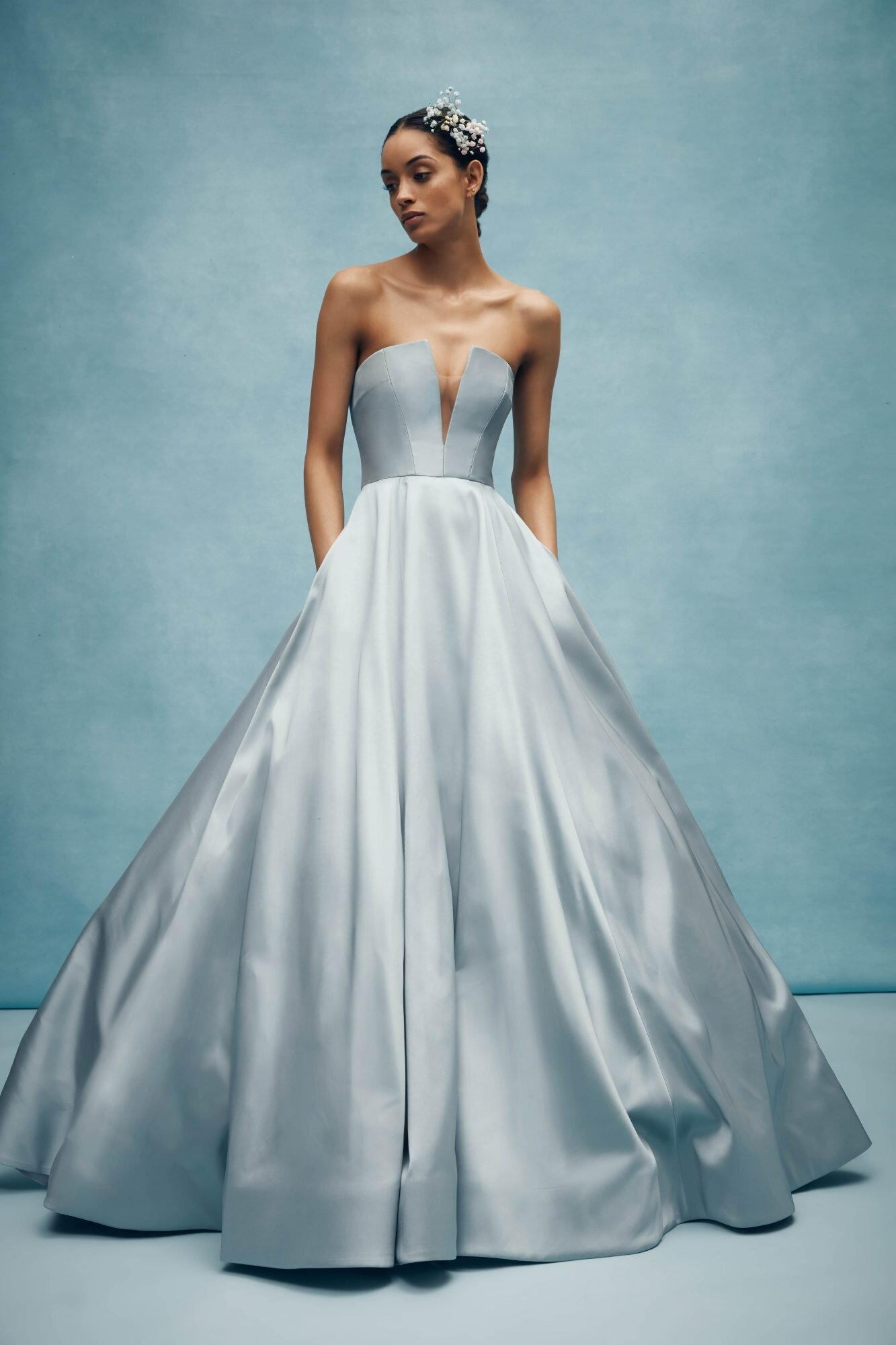 Colorful Wedding Dresses That Make A Statement Down The Aisle Martha Stewart,Below The Knee Dresses For Wedding Guests