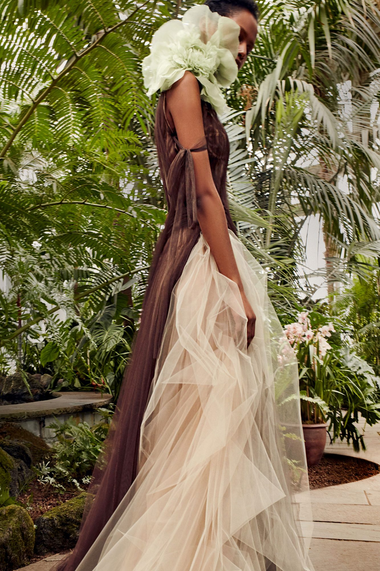 vera wang chocolate champagne wedding dress spring 2020