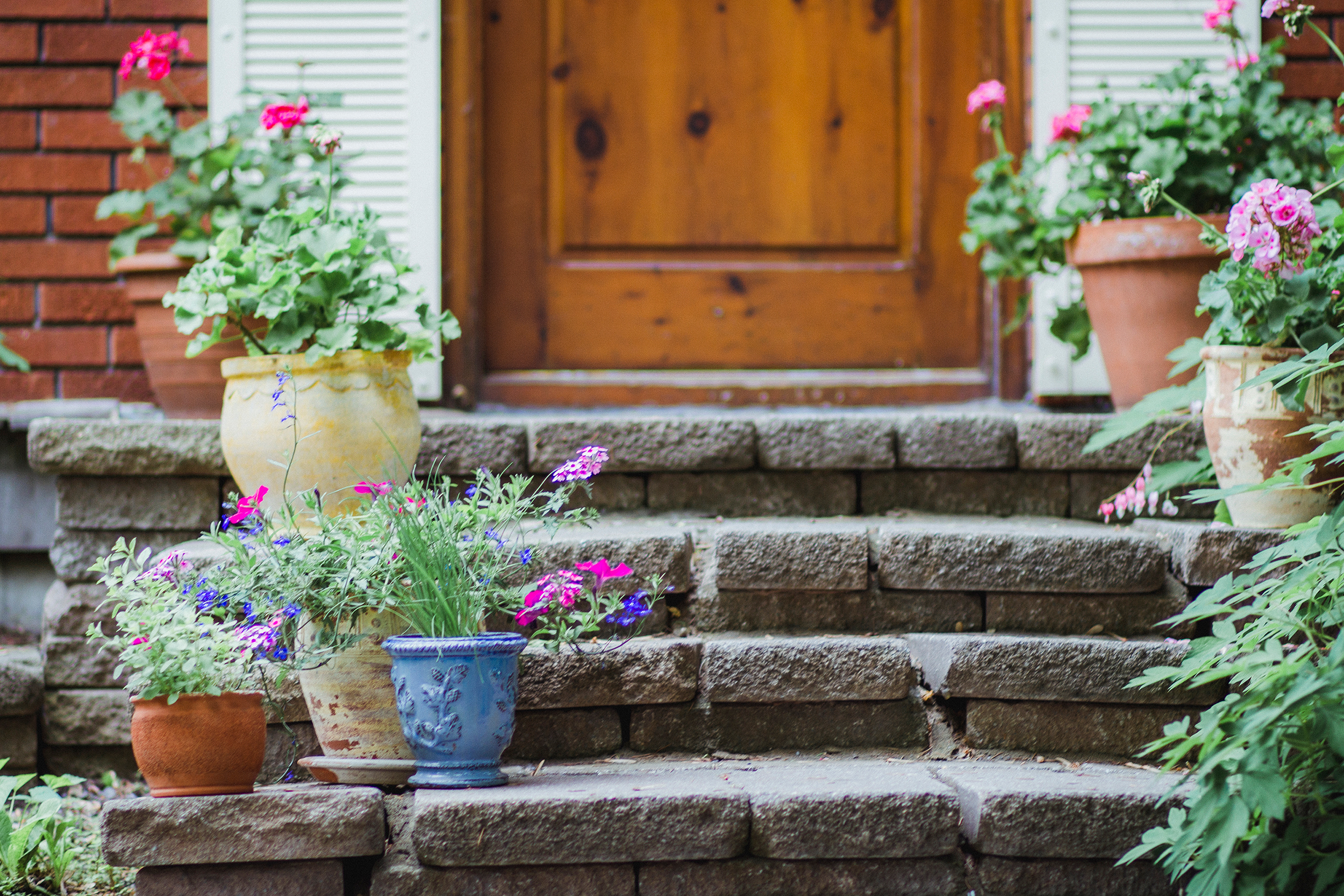 How To Compose Interesting Beautiful Outdoor Planters Martha