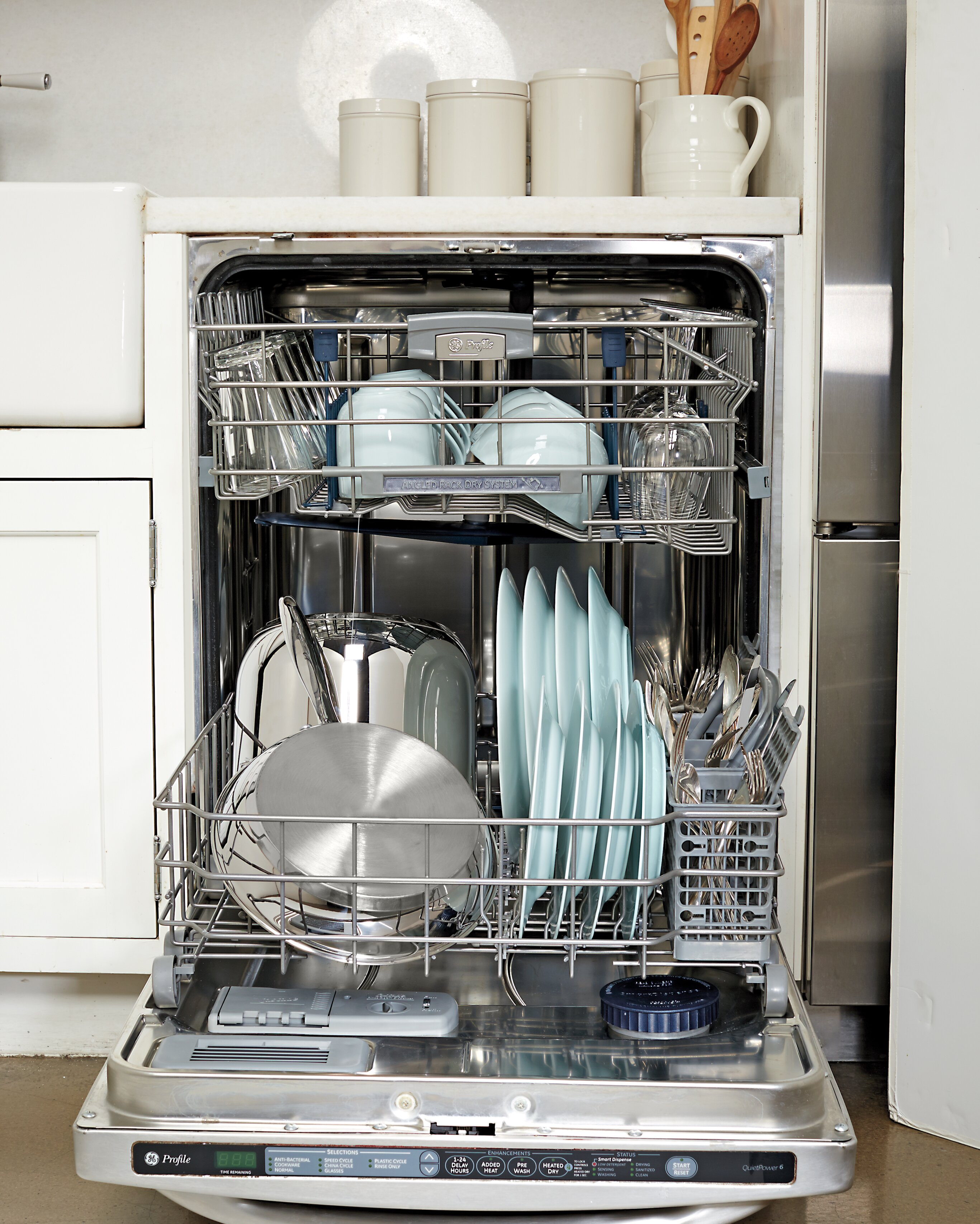 How To Clean Your Dishwasher Martha