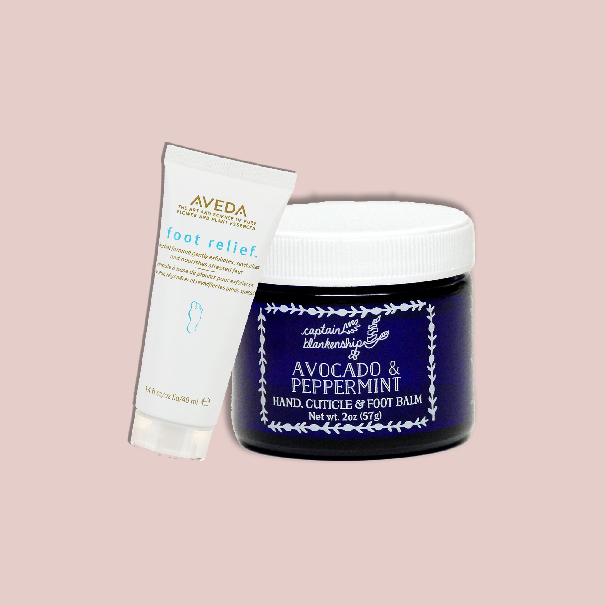 Aveda Foot Relief Cream product.