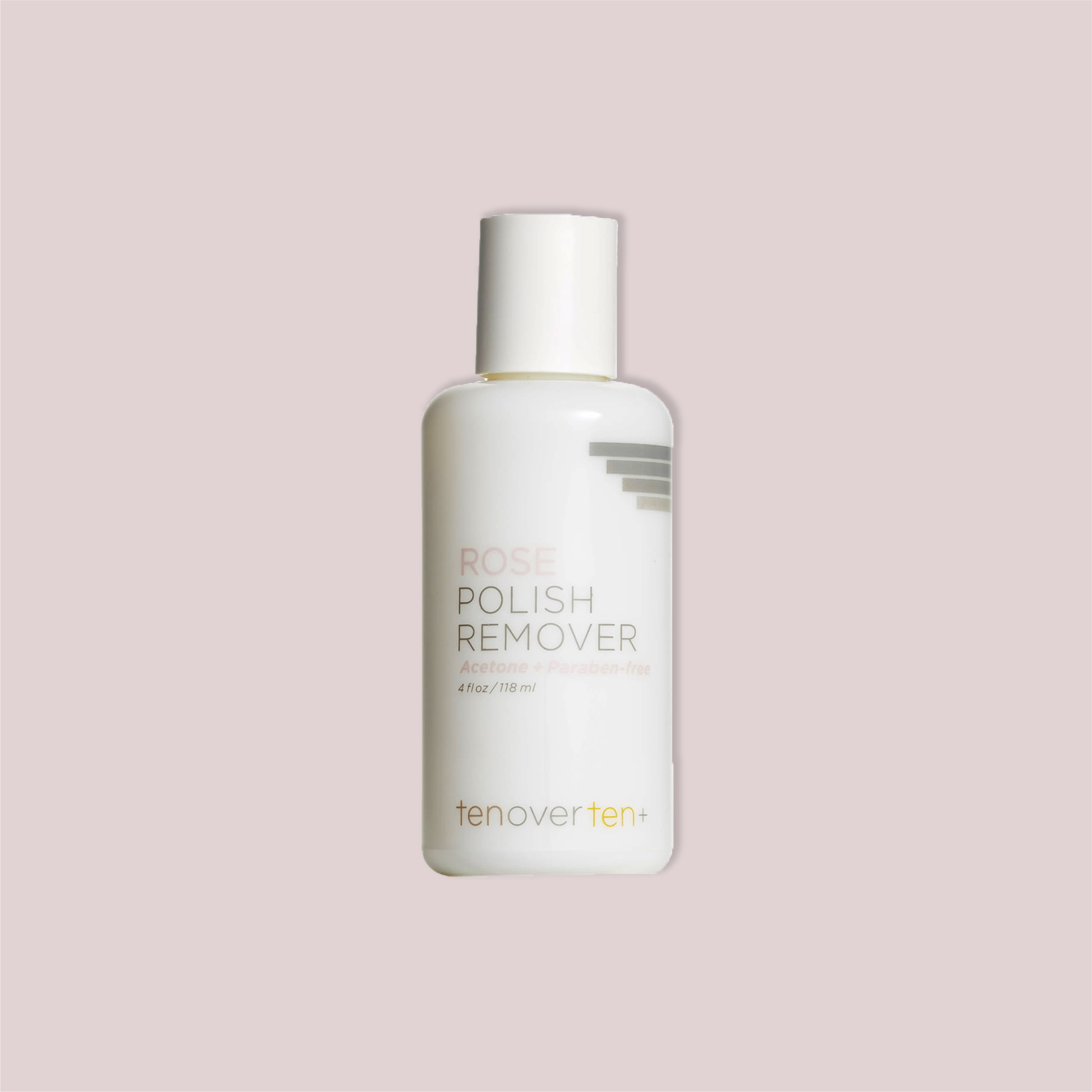 Rose Polish Remover by Ten Over Ten