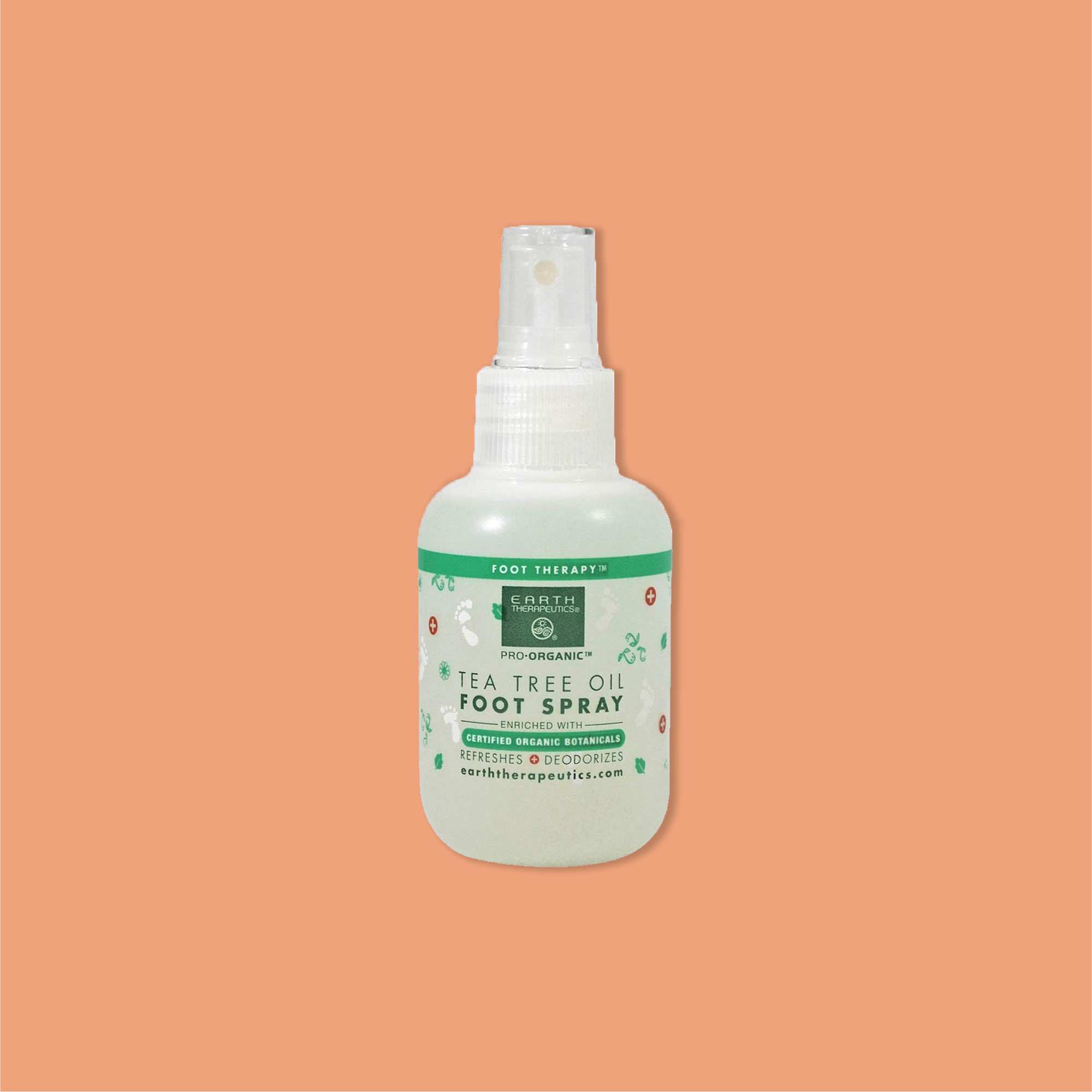 tea tree oil foot spray