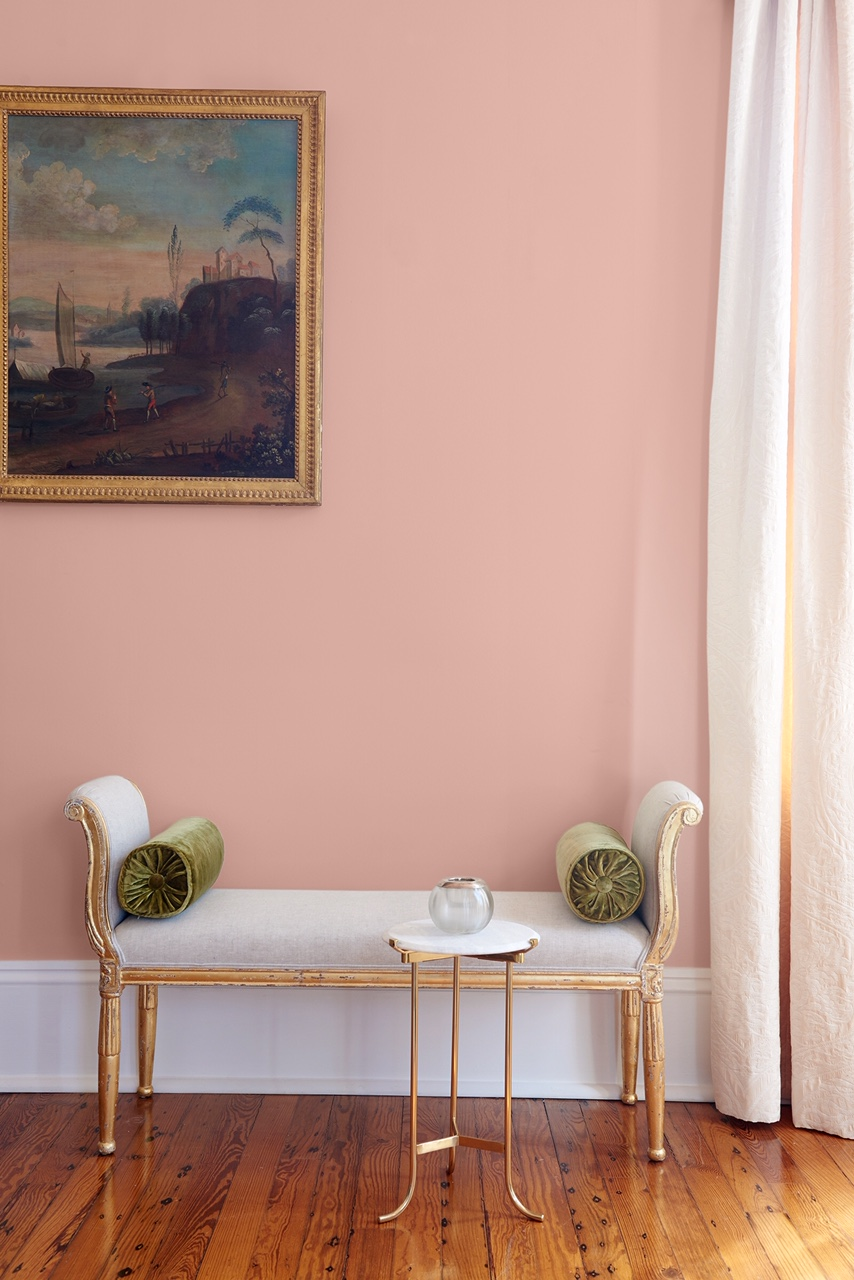 Muted Pinks