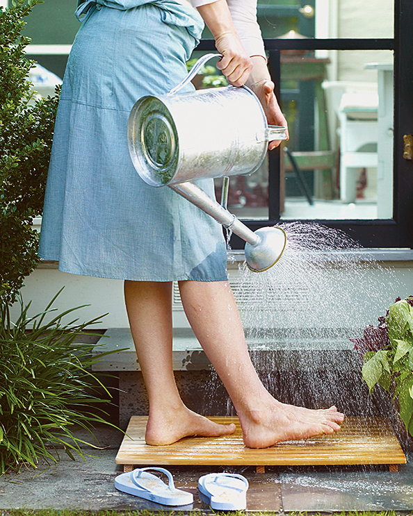 Watering Can Shower