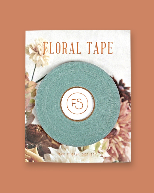 floral society tape