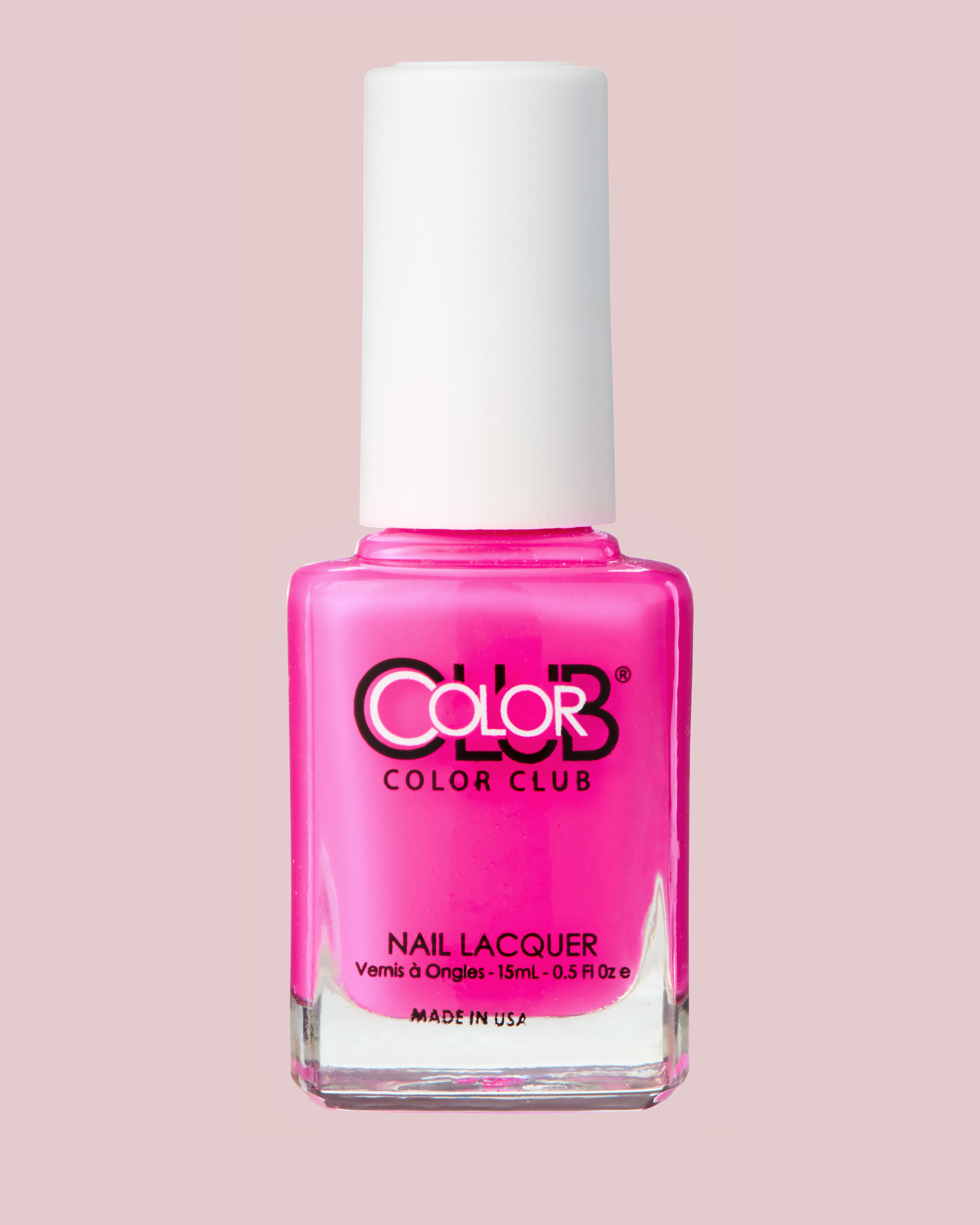 Color Club Jackie Oh! Nail Lacquer