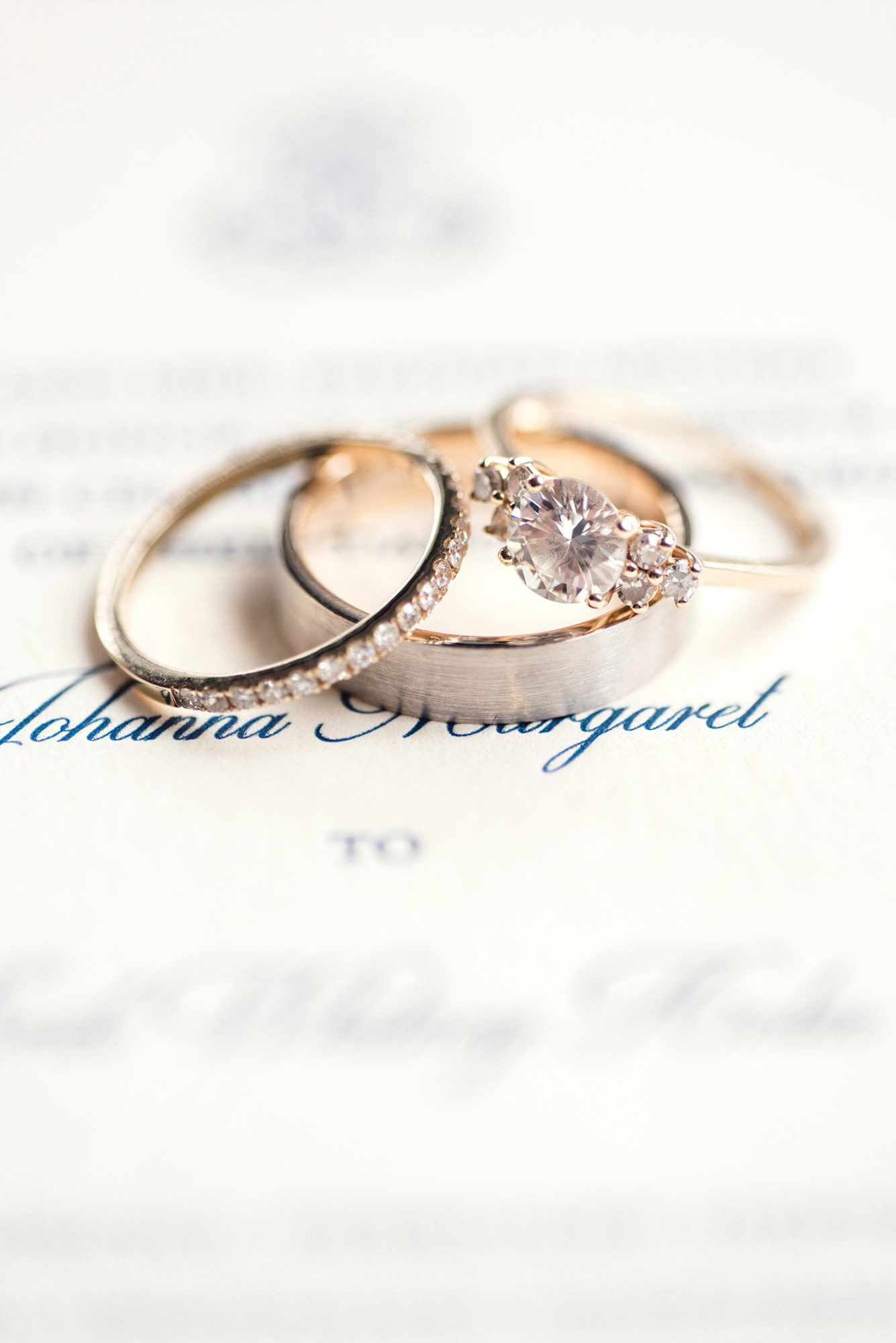 johanna erik wedding rings