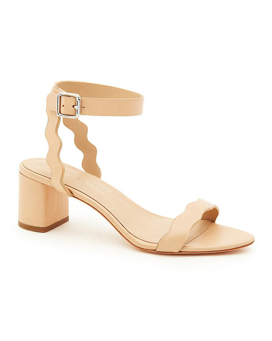 block heel sandal bridesmaid shoes