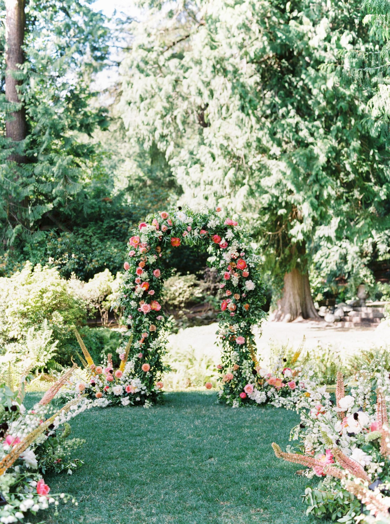 The Floral Arch