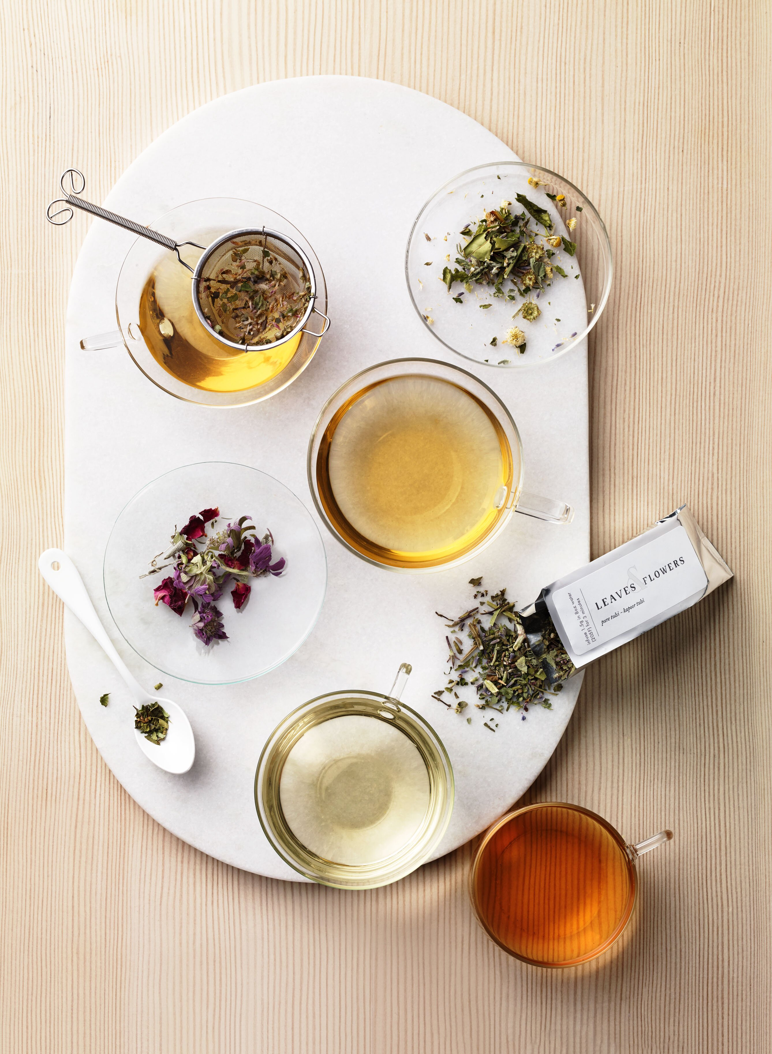 Tea Time The Best Plants To Grow For The Perfect Pot Of Tea Martha Stewart