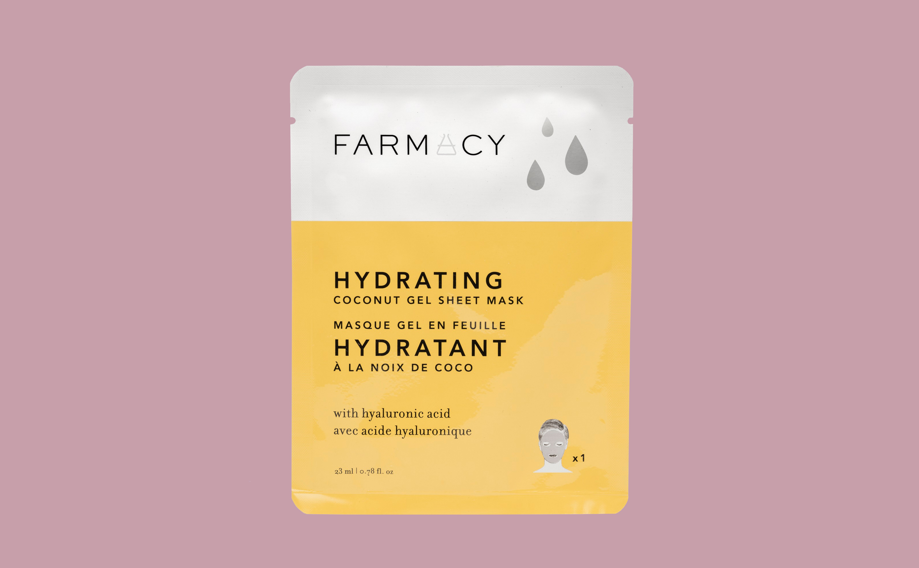 Farmacy Coconut Gel Sheet Mask