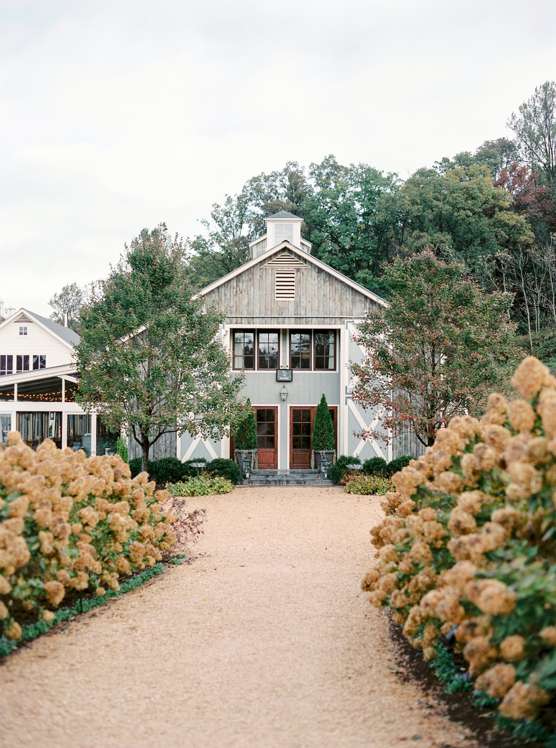 Pippin Hill wedding venue