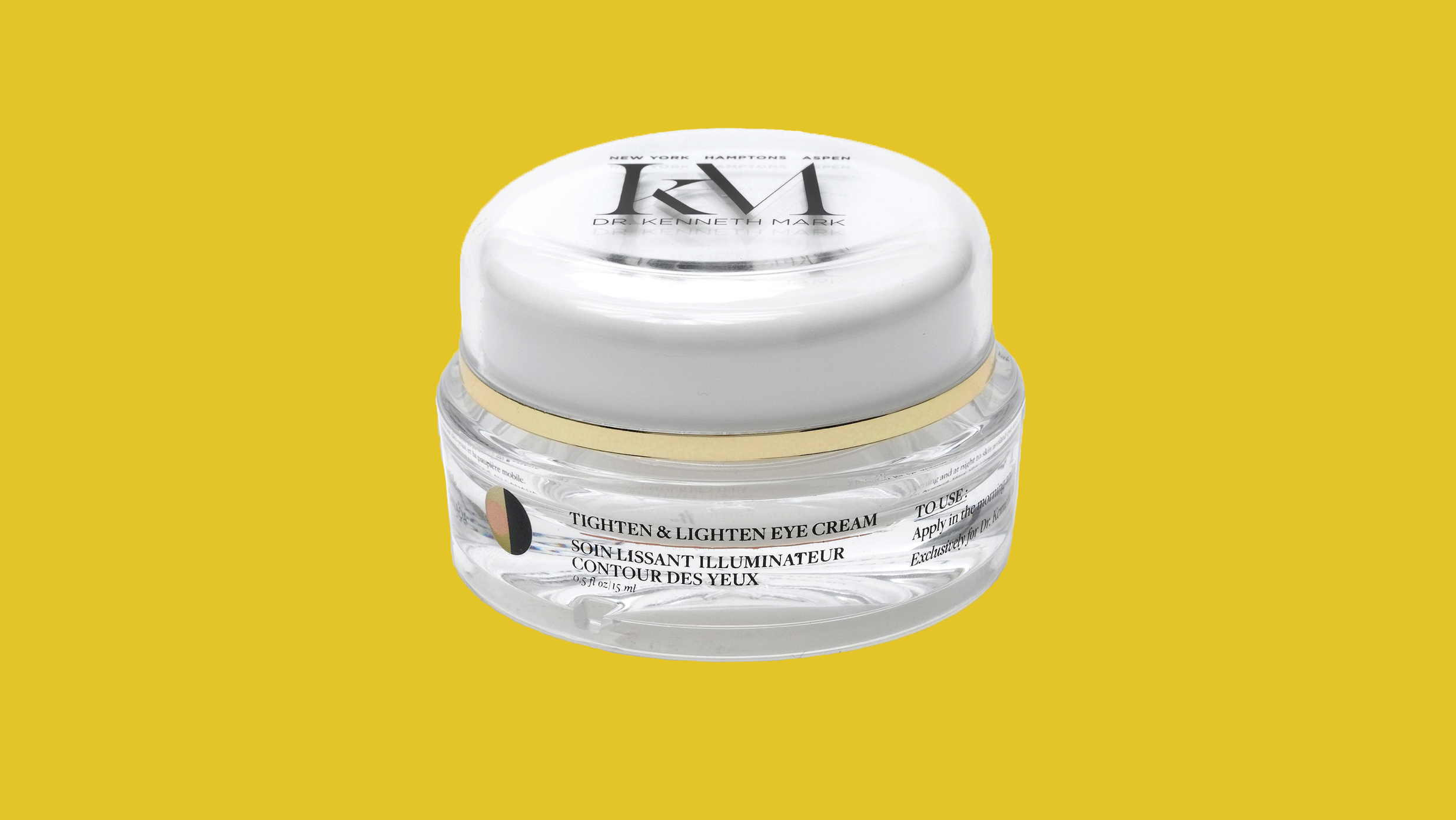 Dr Kenneth Mark Tighten and Lighten Eye Cream