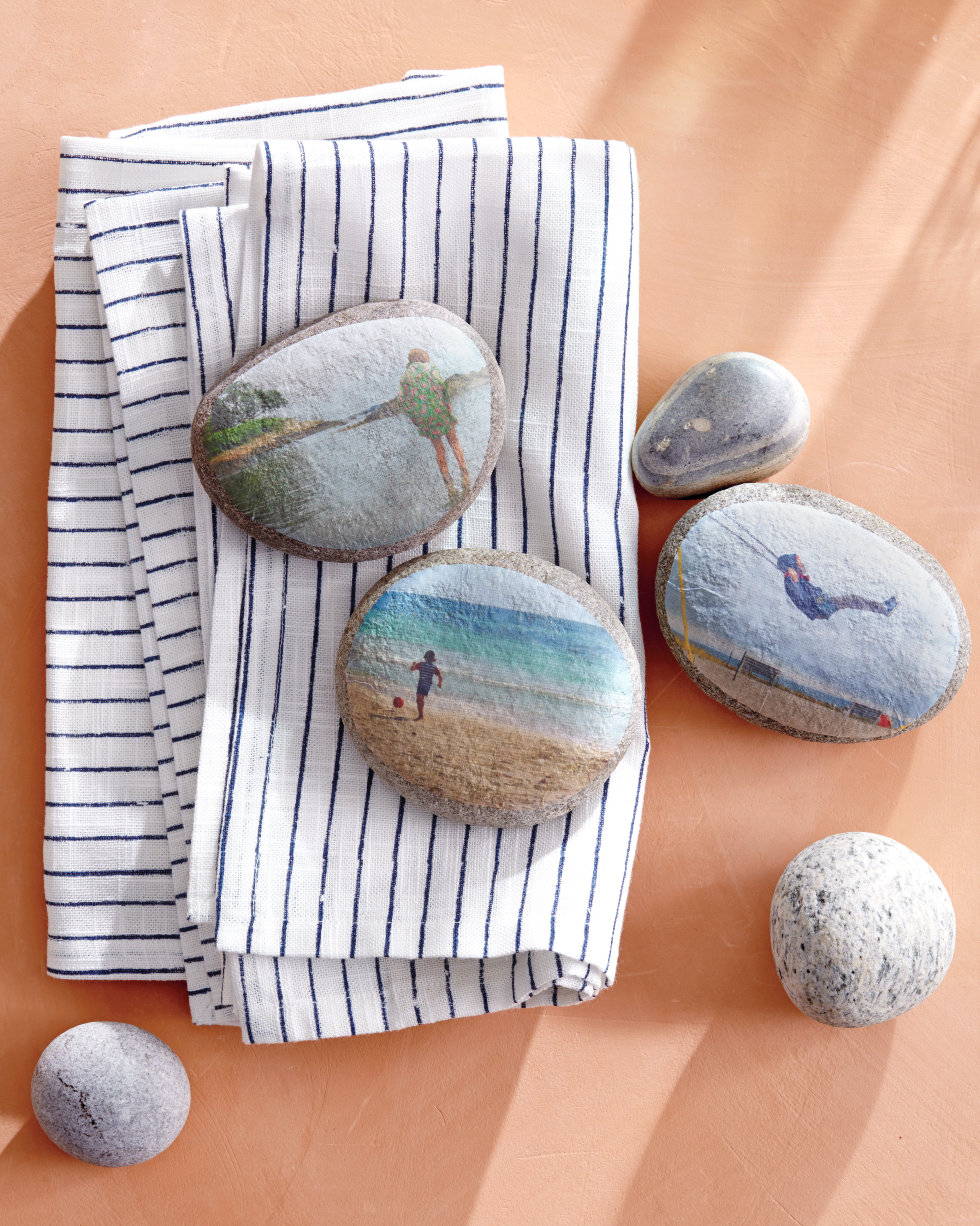 Rock Paper Weights