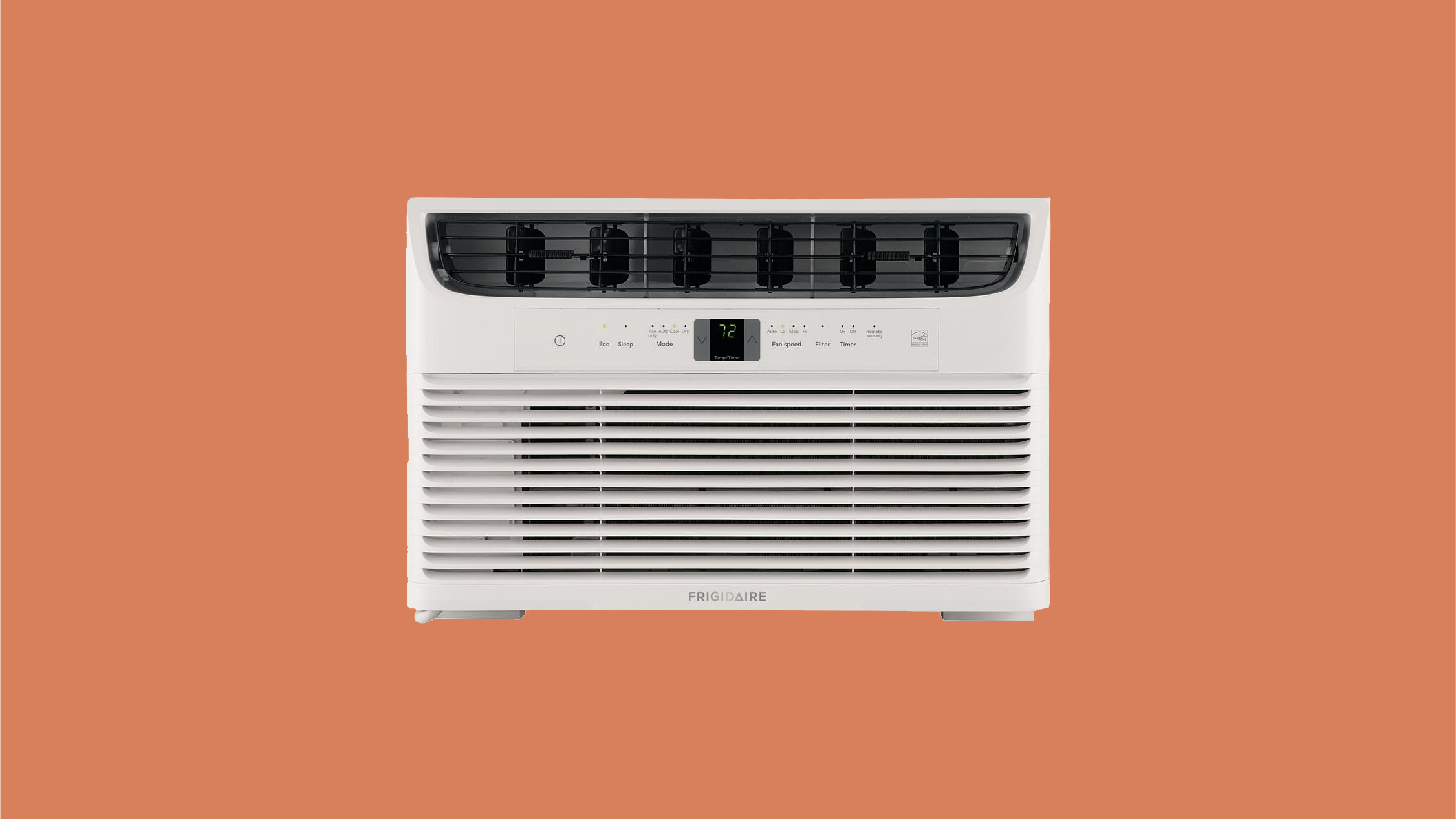 frigidaire small space window airconditioner