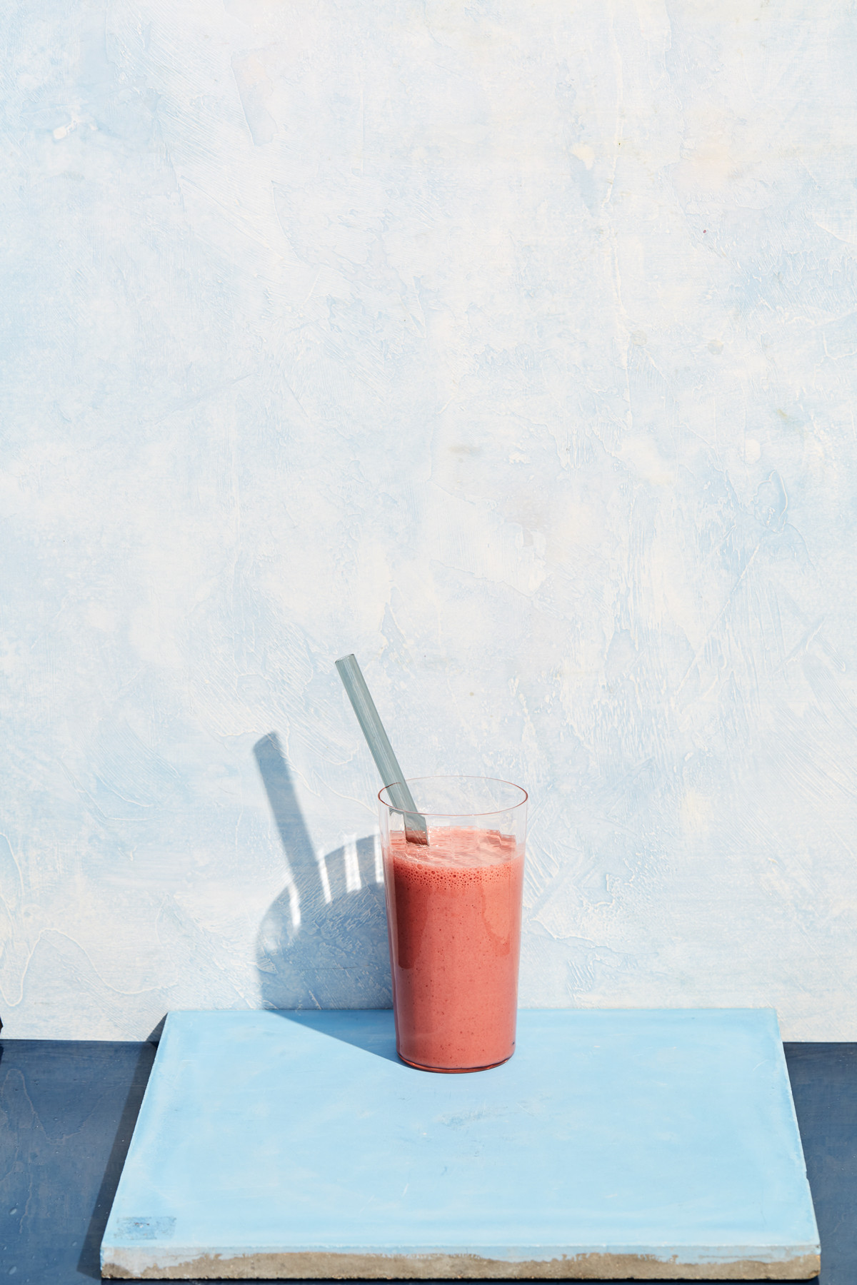 Healthy Breakfast Smoothies in a Rainbow of Colors