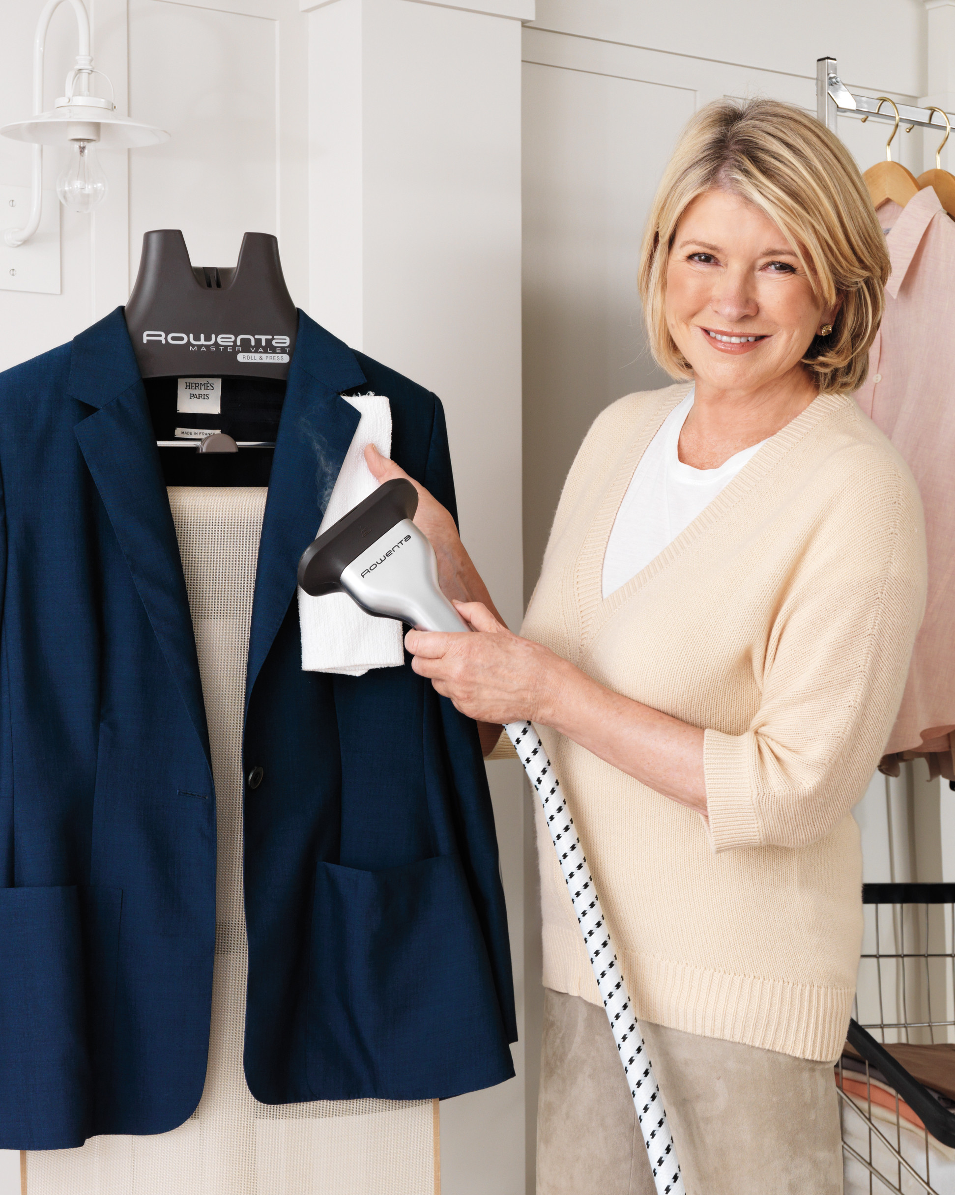 Martha's Secrets to Keep Clothes Looking Good