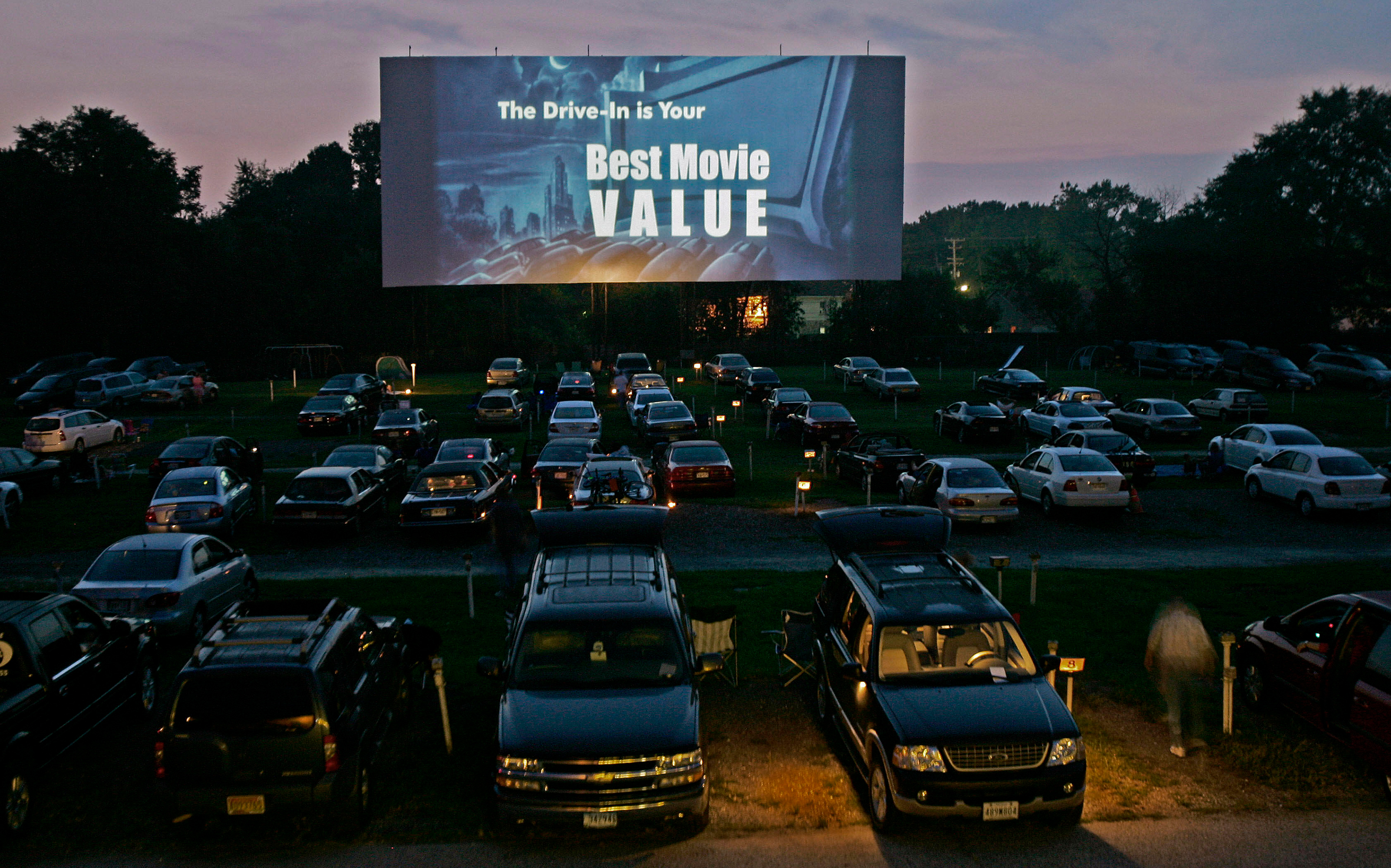 At Bengie's Drive-In, you'll watch the latest movies on the largest outdoor screen in America—it's a whopping 52 feet high and more than 120 feet wide. Near Baltimore, it first opened in 1956, and they still provide families access to triple features on weekends for one flat price. In between each movie, they also screen classic cartoons and vintage trailers.