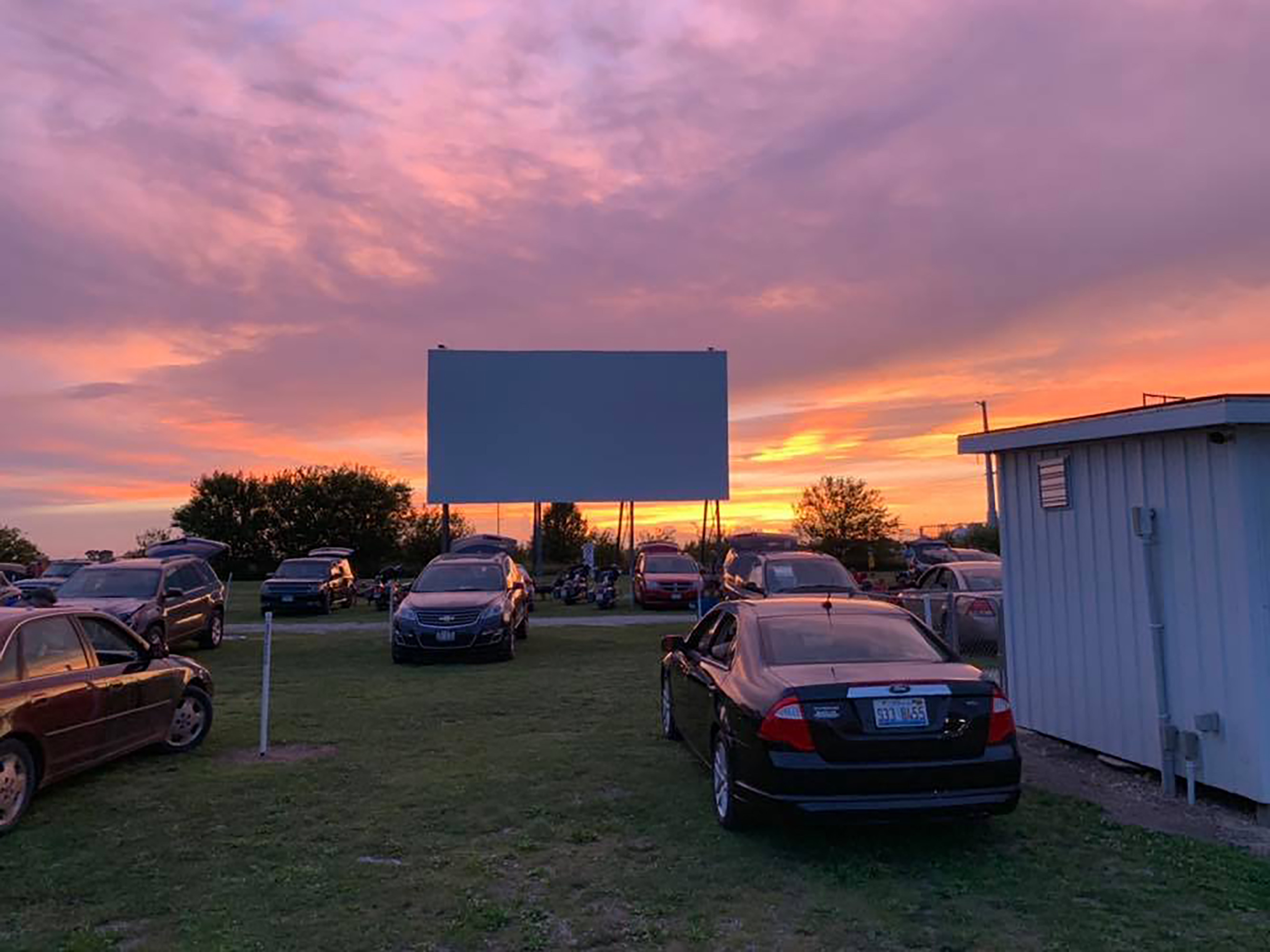 While cars do create a strain on environmental resources, this drive-in theater does everything it can to offset that—including powering their theaters with renewable energy. According to TreeHugger, the Harvest Moon Drive-In Theater in Gibson is the first—and likely the only—theater to be completely powered by nearby wind turbines. To cement their commitment to the environment, the staff at the theater also use recycled packaging and service ware at their snack bar, and uses LED lighting inside the grounds.