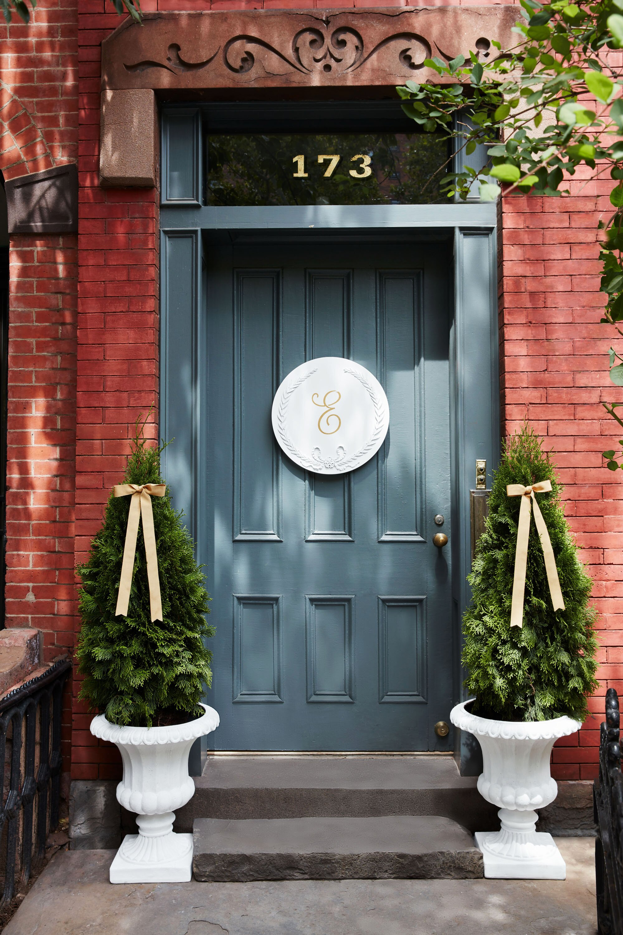 The Best Front Door Paint Colors Martha Stewart