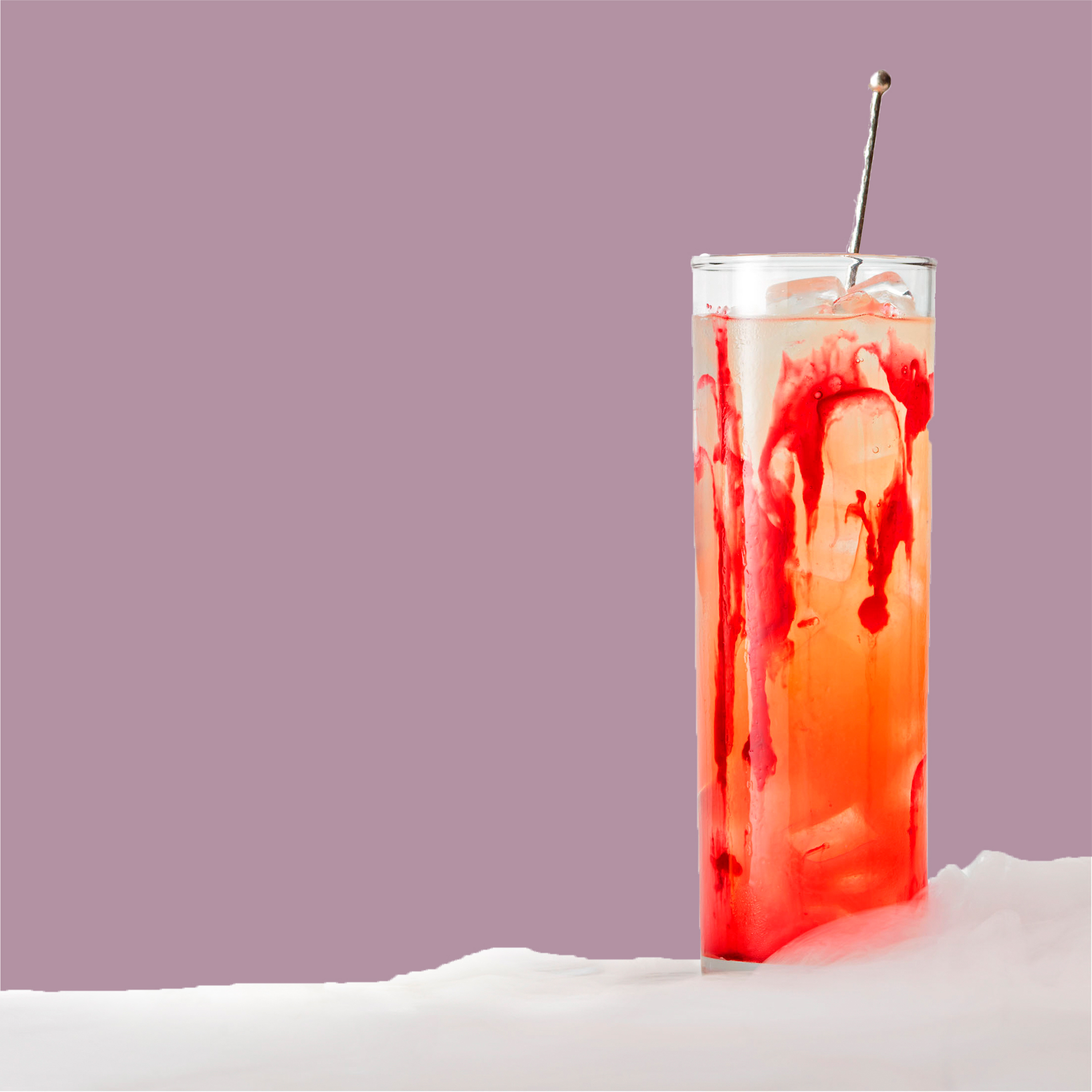 Vampire Vodka Cocktail