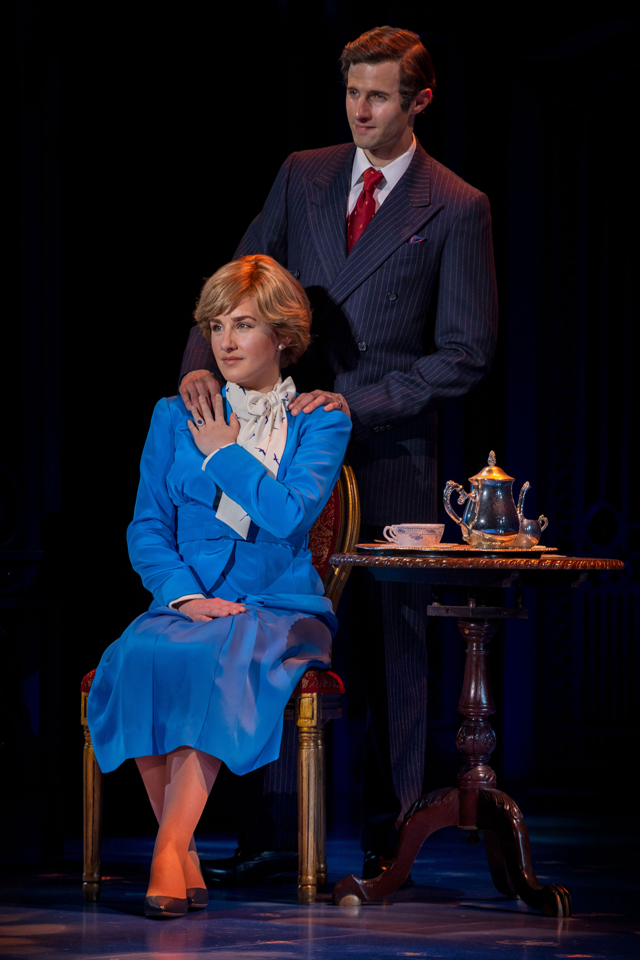 princess diana and prince charles broadway play