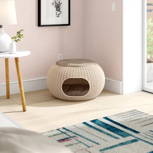 Keter Knit Cozy Pet Home