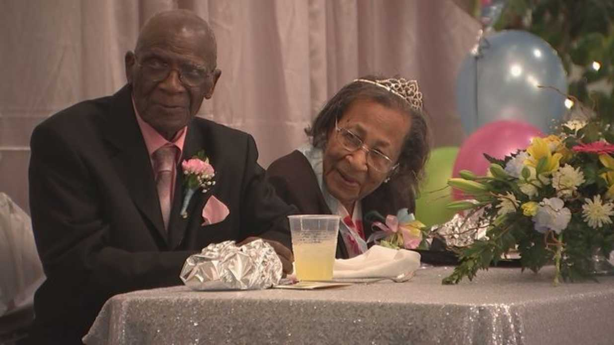 willie and dw williams 82nd wedding anniversary