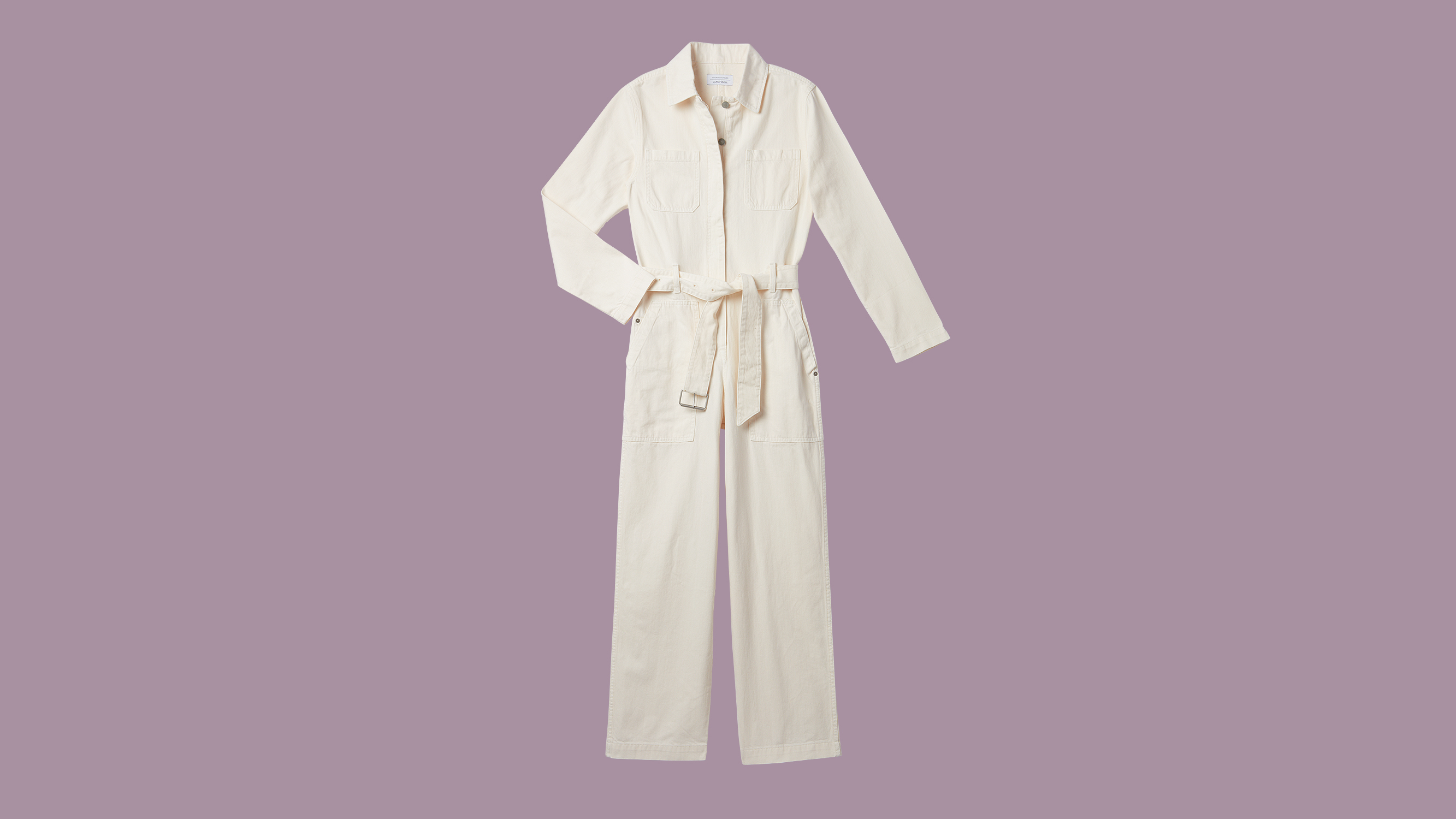 Other Stories Belted Workwear Boilersuit