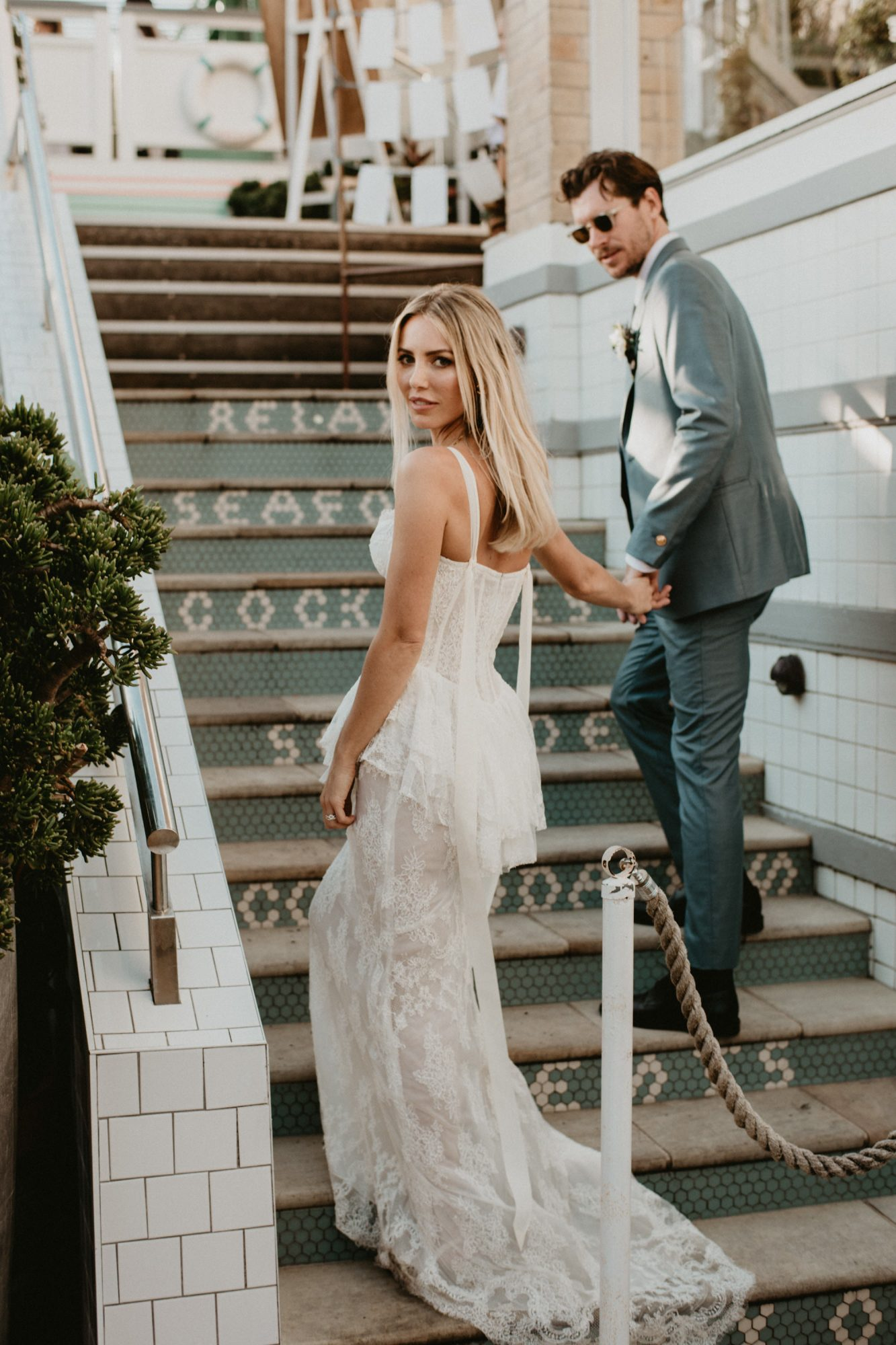 cydney morris stone cold fox designer wedding